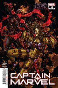 Captain Marvel #14 (2020)
