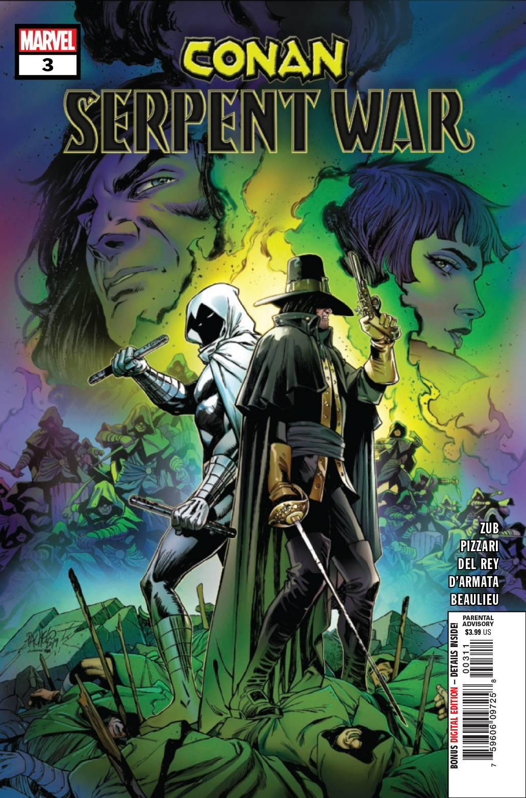 Conan: Serpent War #3 (2020)