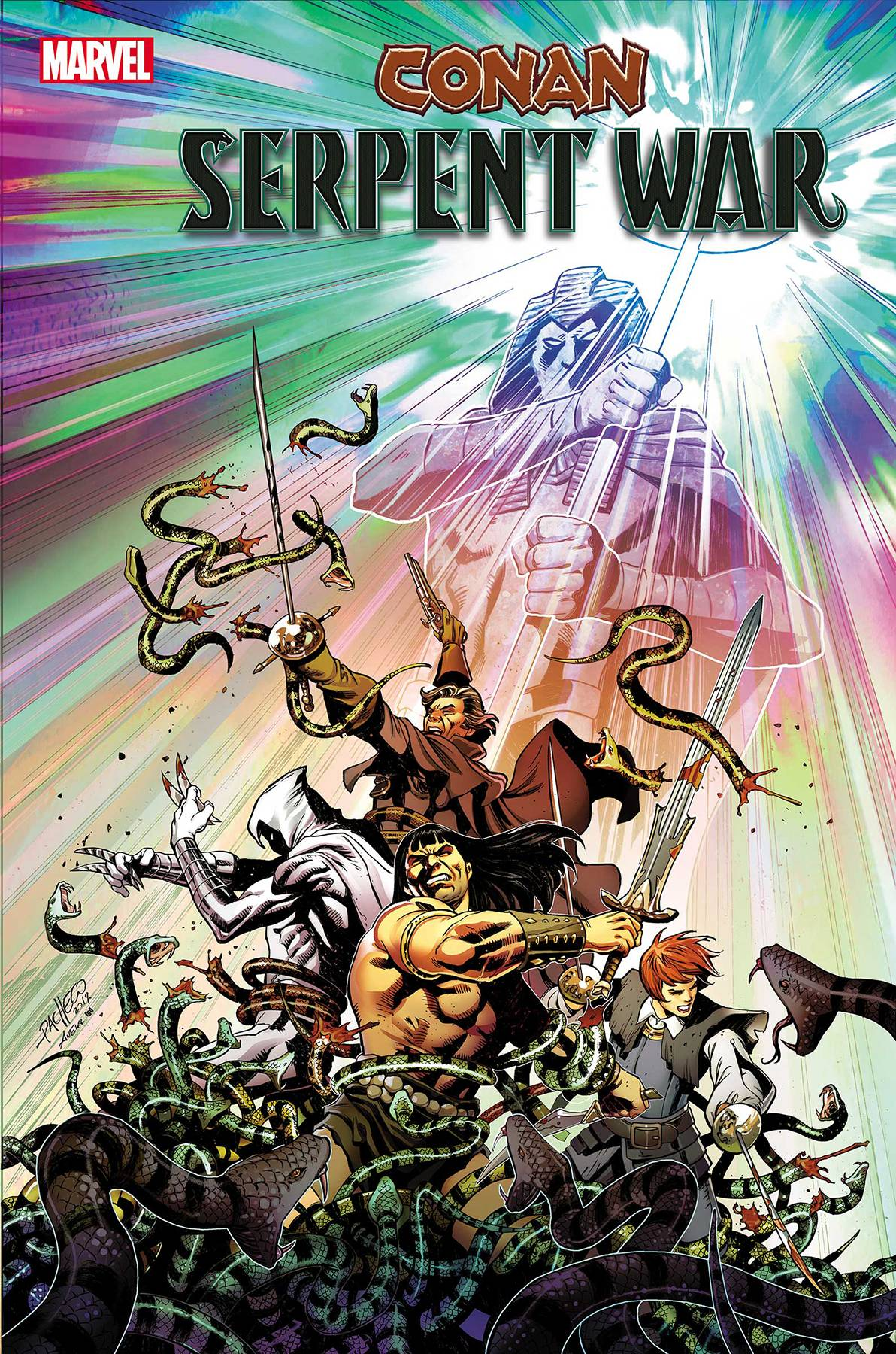 Conan: Serpent War #4 (2020)