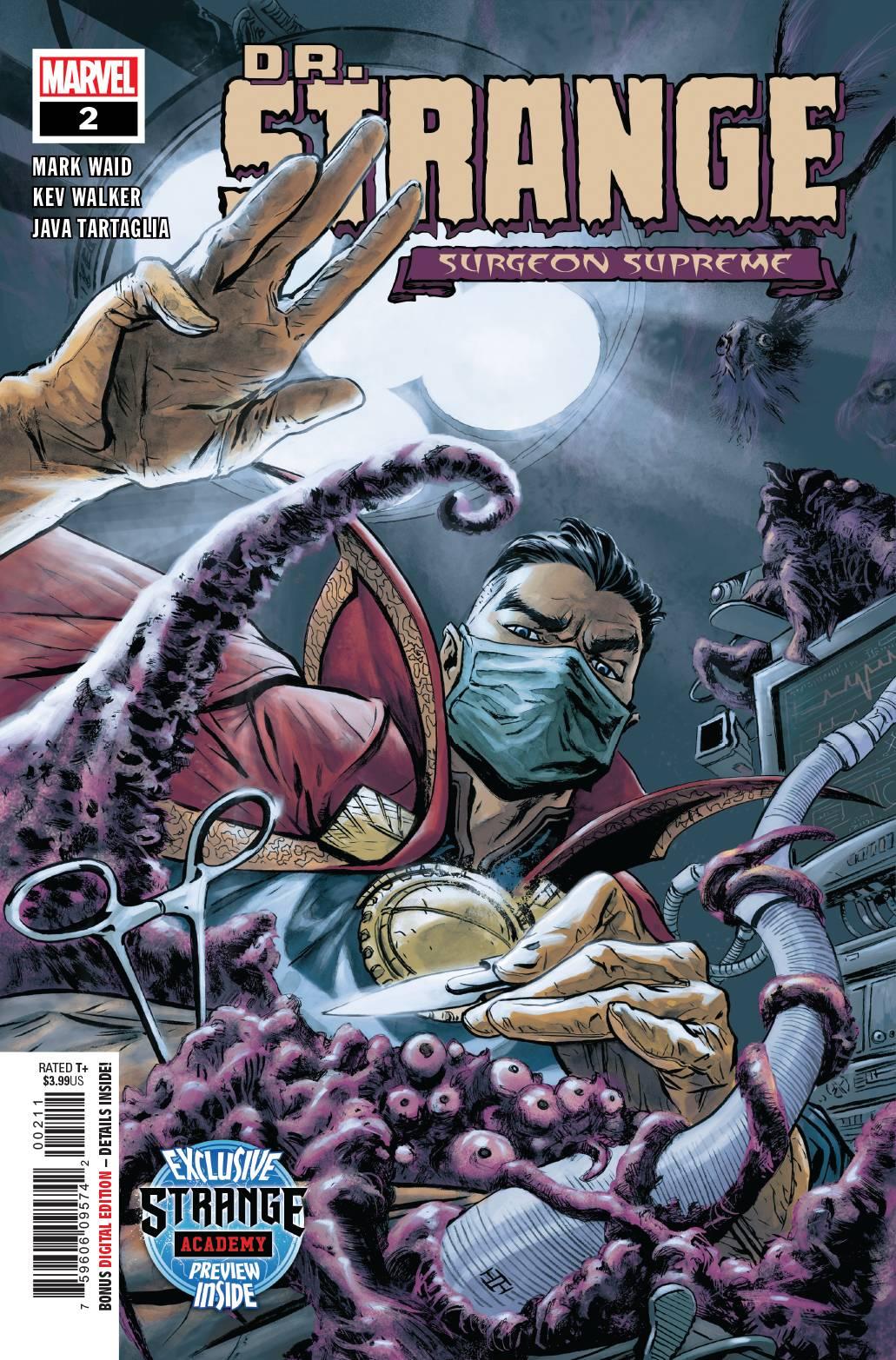 Dr. Strange: Surgeon Supreme #2 (2020)