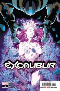 Excalibur #5 (2020)