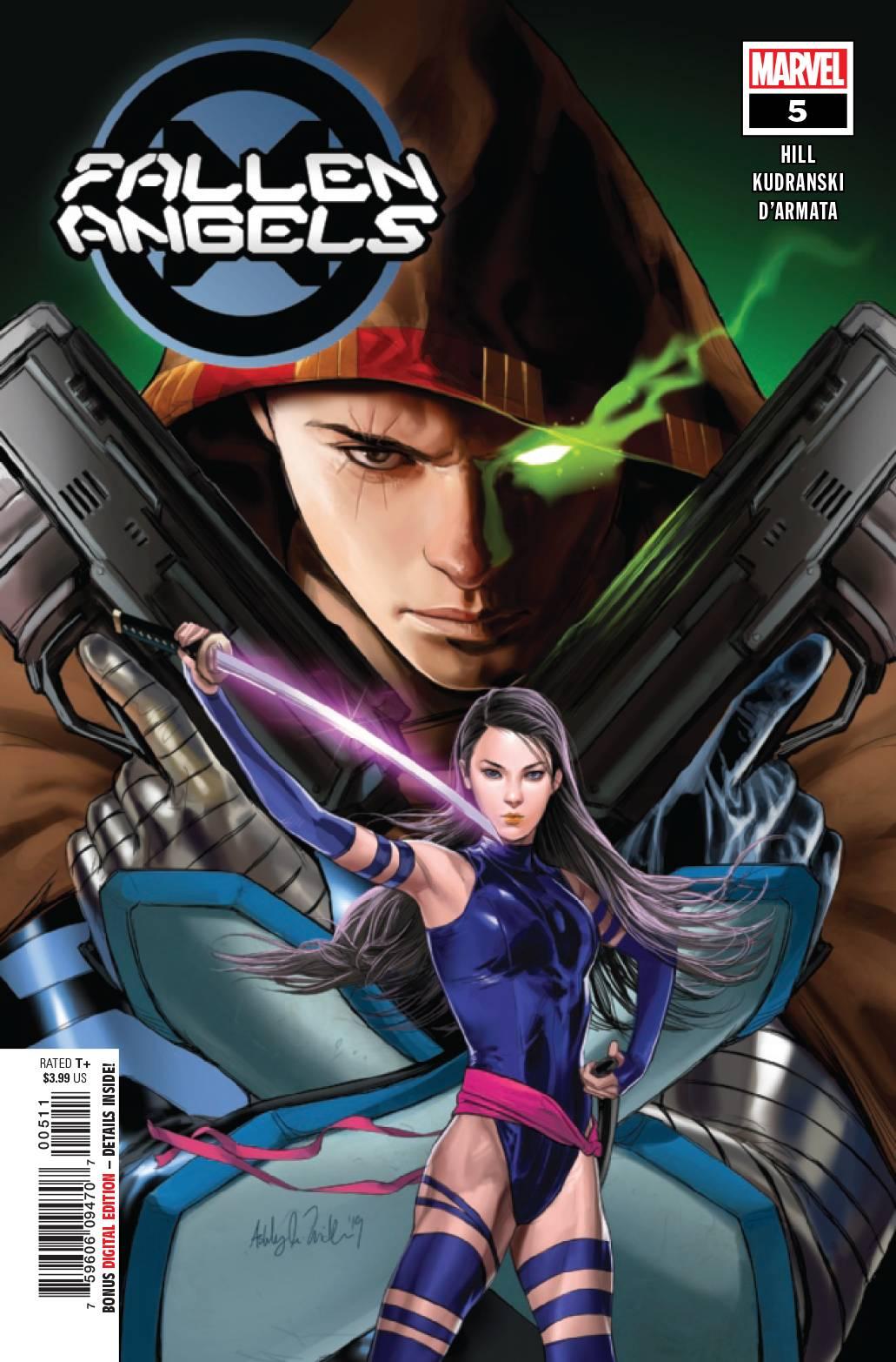 Fallen Angels #5 (2020)