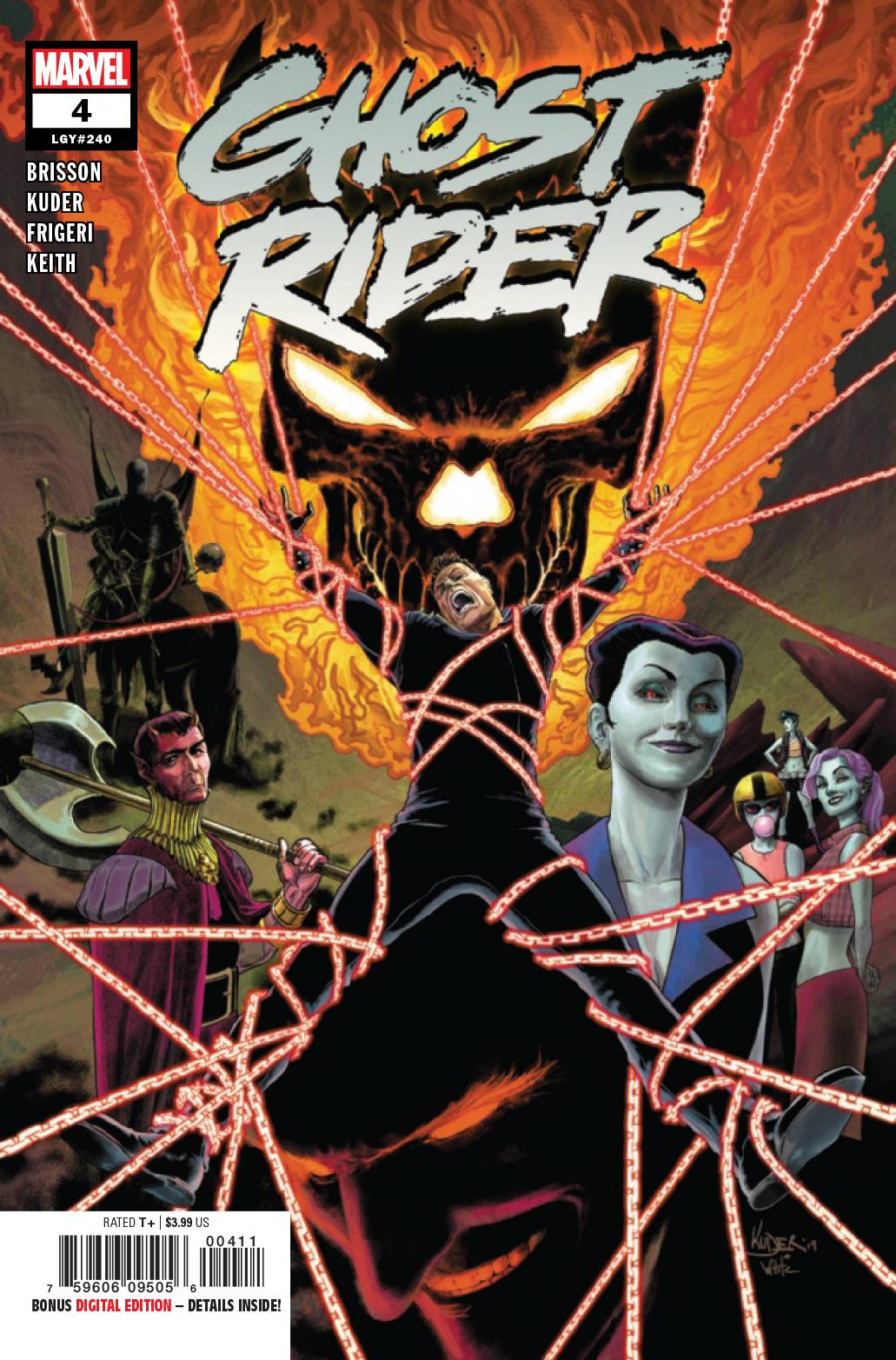 Ghost Rider #4 (2020)