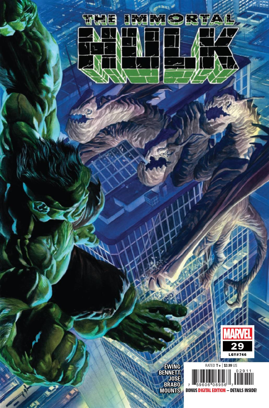 The Immortal Hulk #29 (2020)