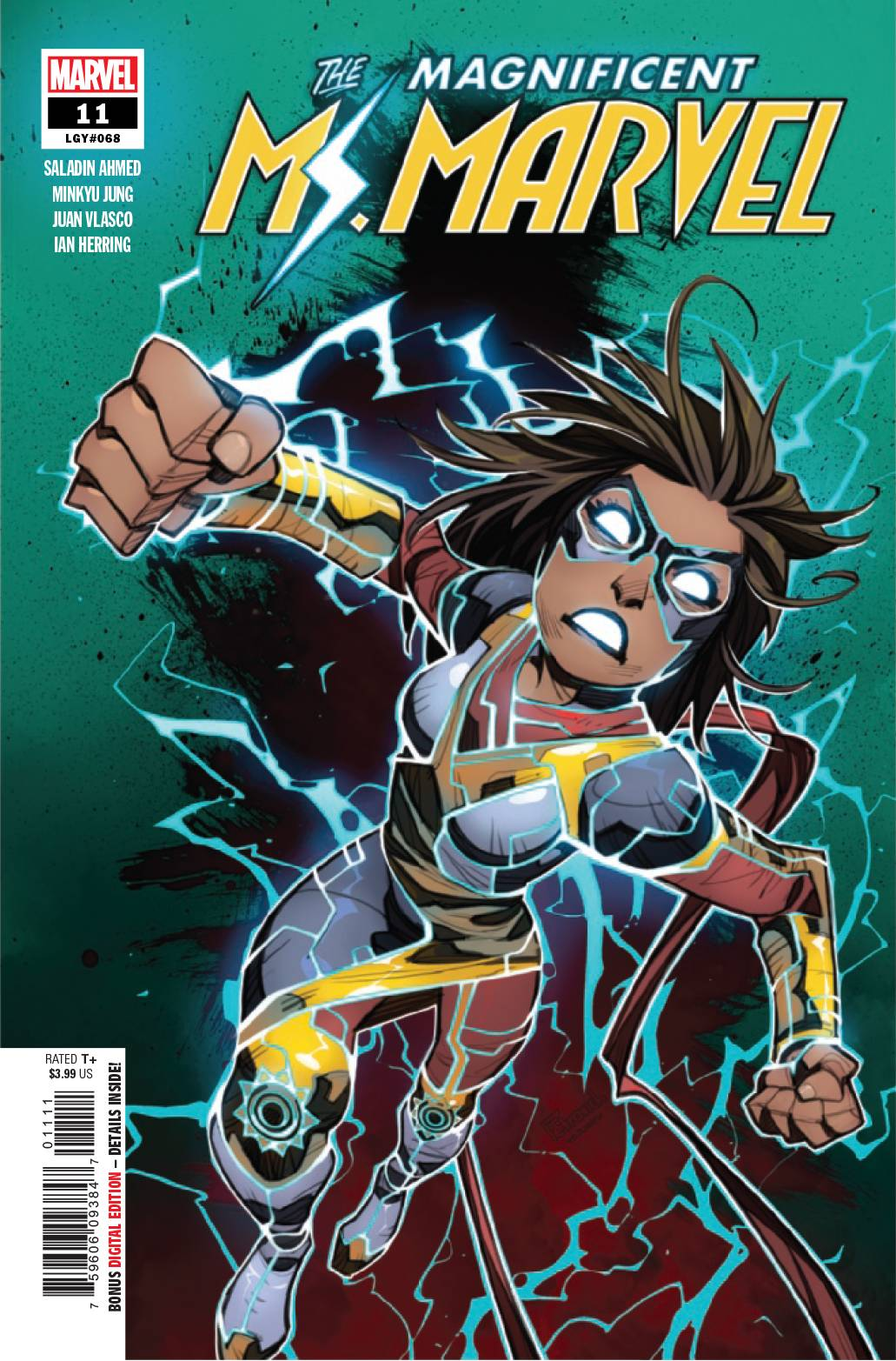 The Magnificent Ms. Marvel #11 (2020)