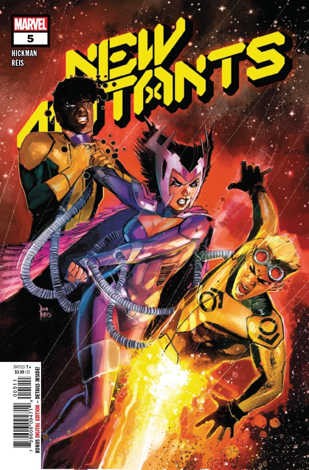 New Mutants #5 (2020)