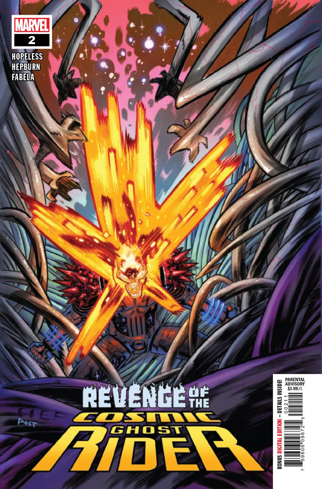 Revenge of the Cosmic Ghost Rider #2 (2020)