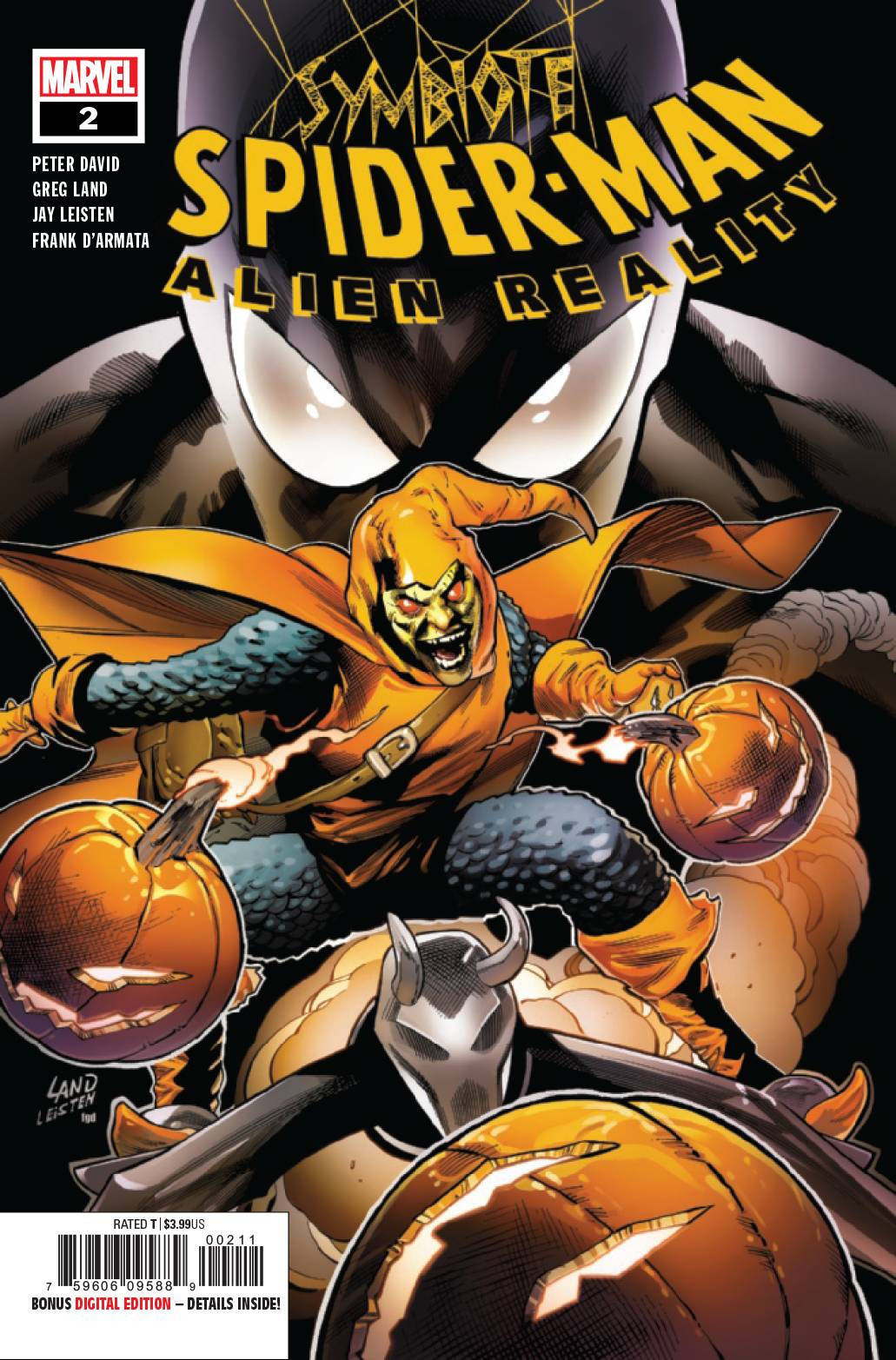 Symbiote Spider-Man: Alien Reality #2 (2020)