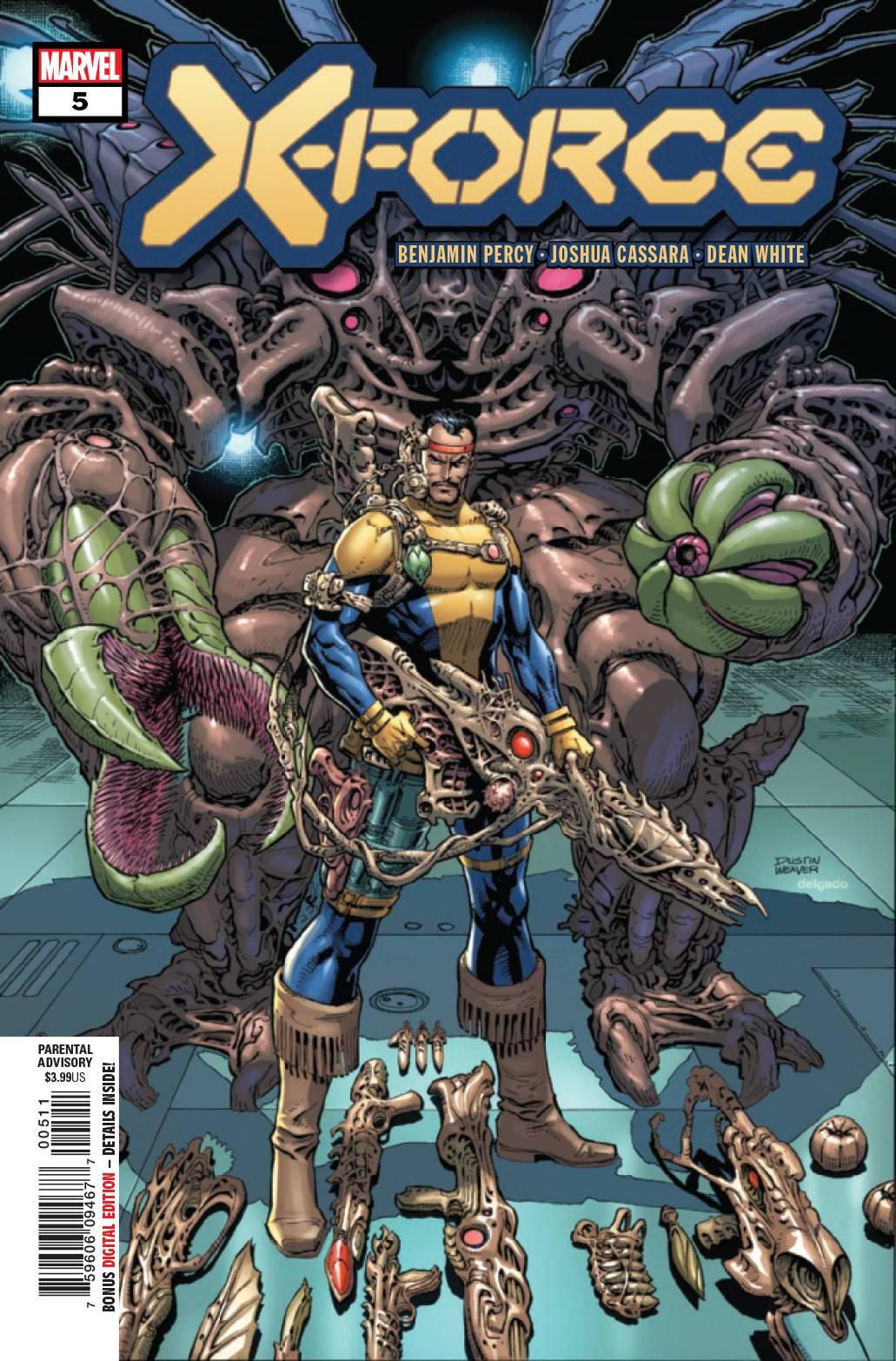 X-Force #5 (2020)