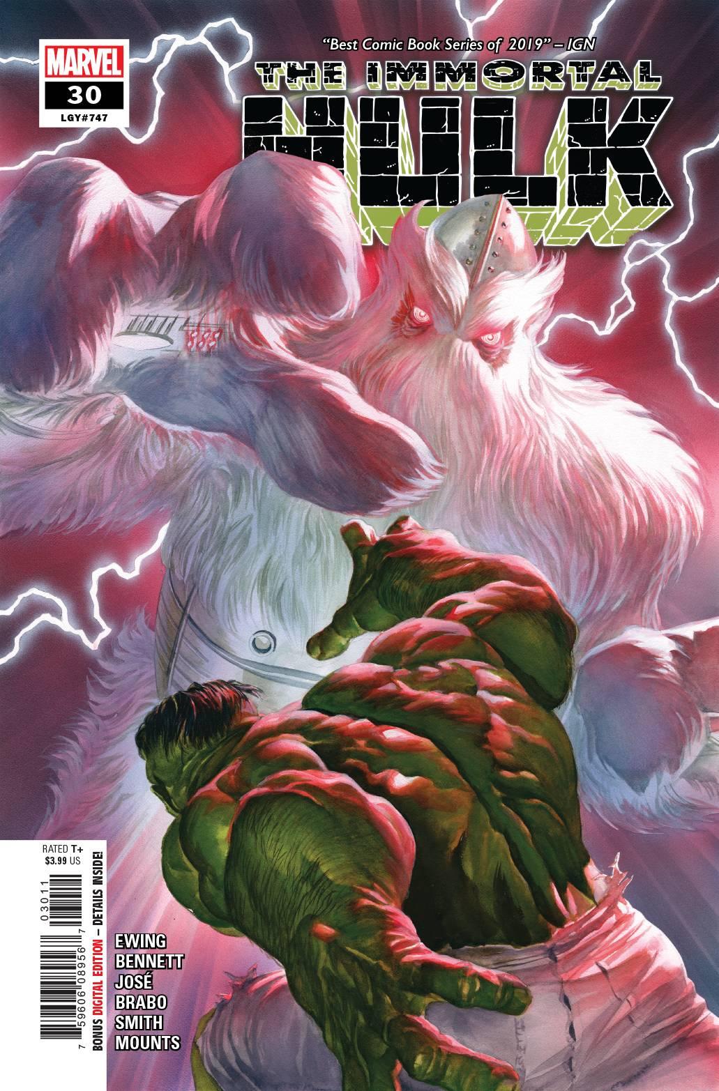 The Immortal Hulk #30 (2020)