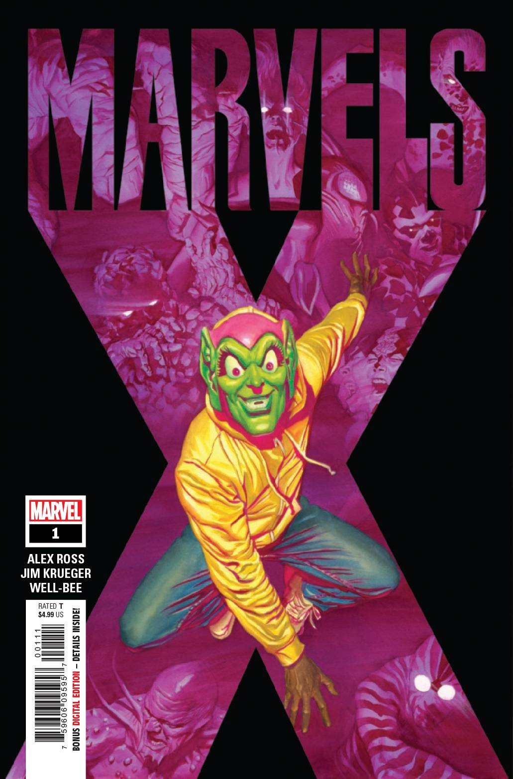 Marvels X #1 (2020)