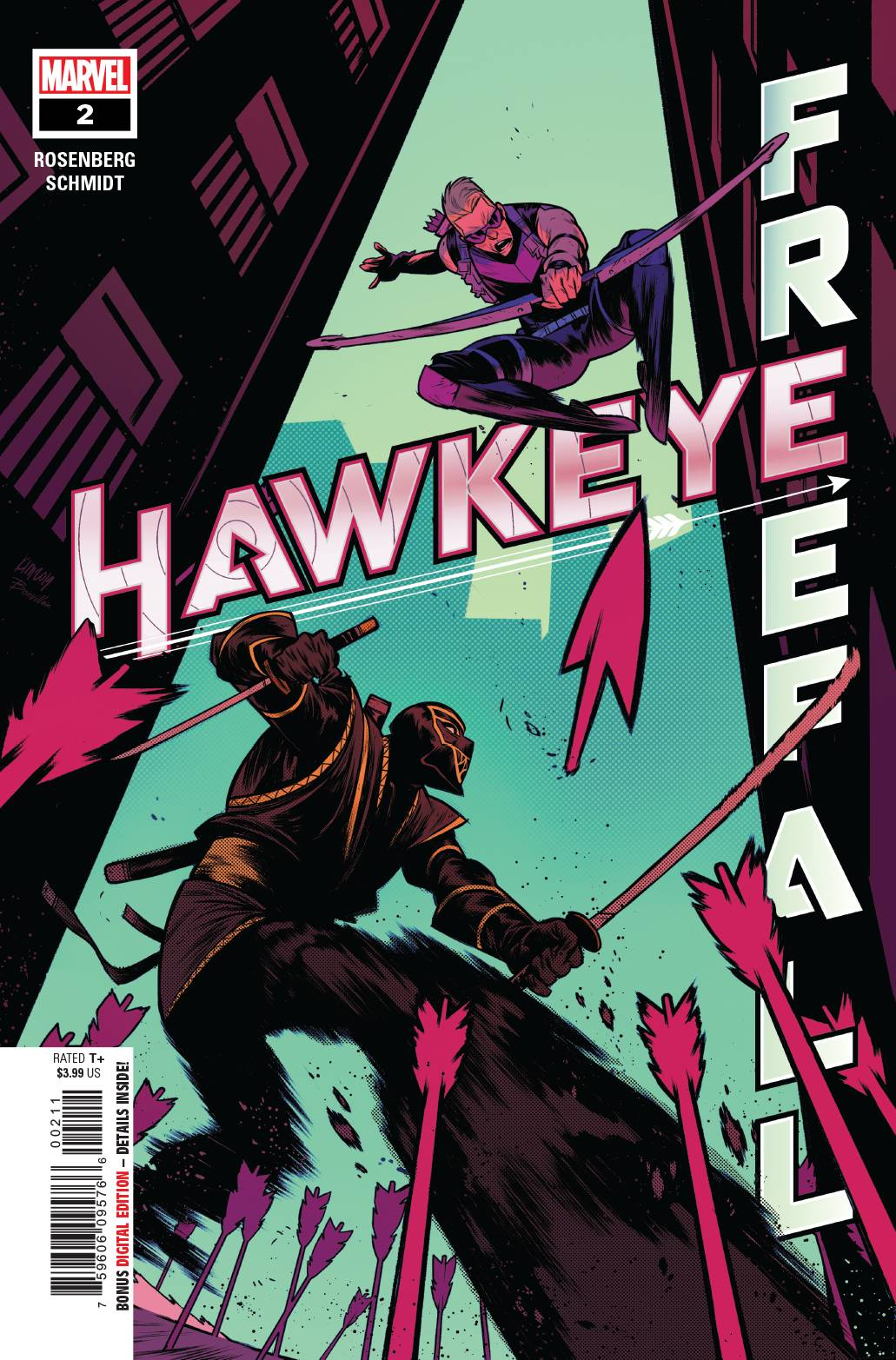 Hawkeye: Freefall #2 (2020)