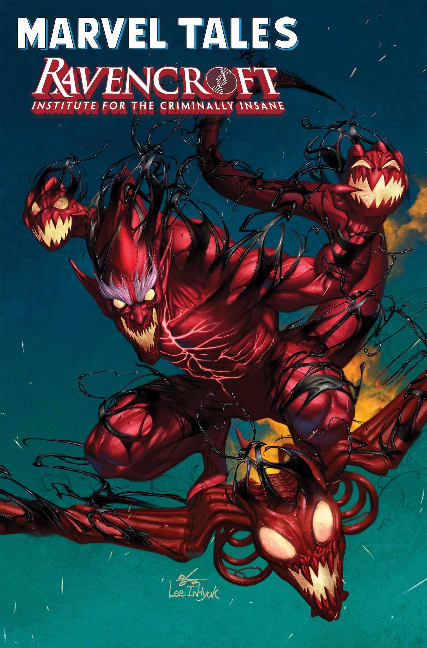 Marvel Tales: Ravencroft #1 (2020)