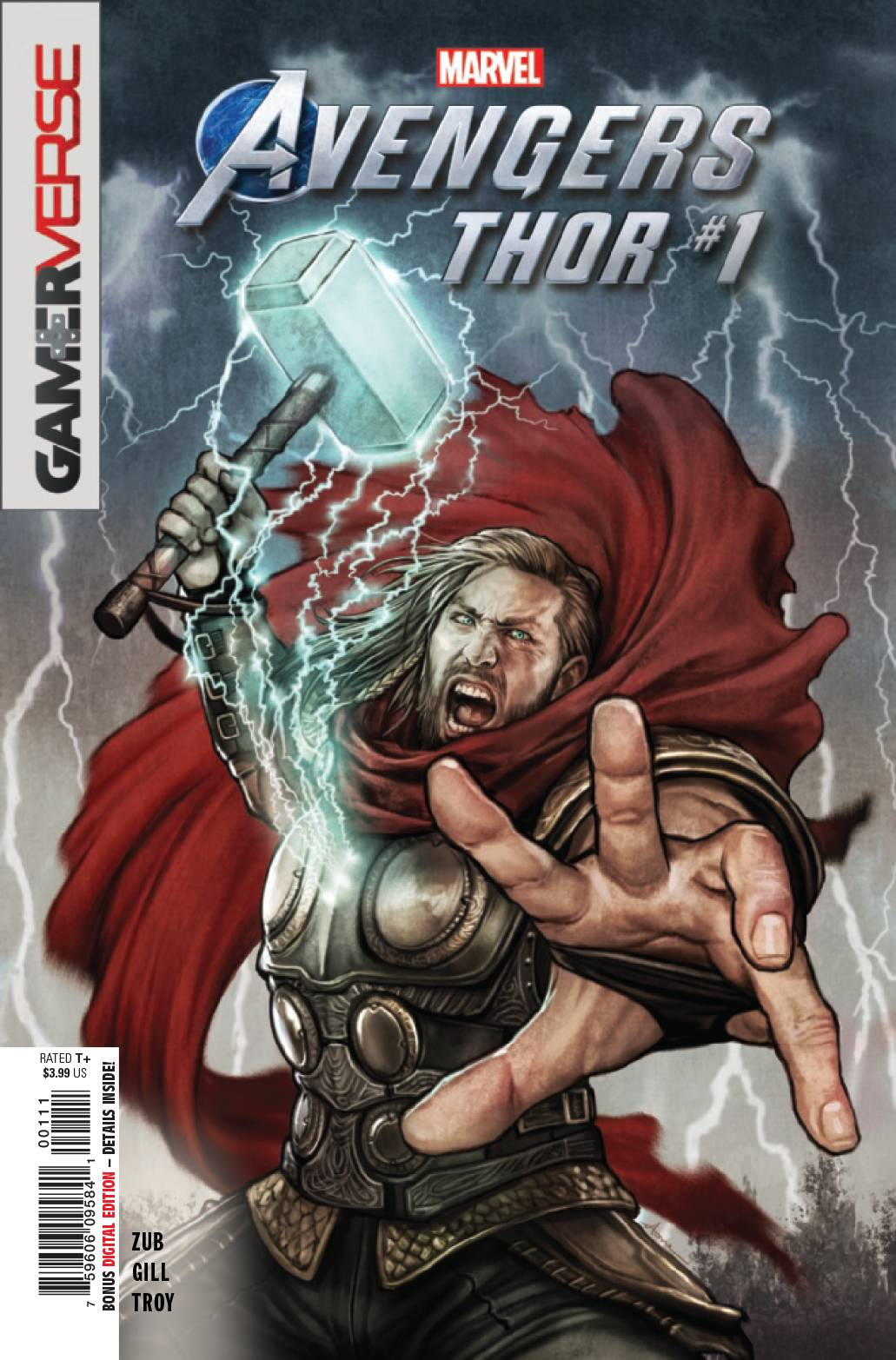 Marvel's Avengers: Thor #1 (2020)