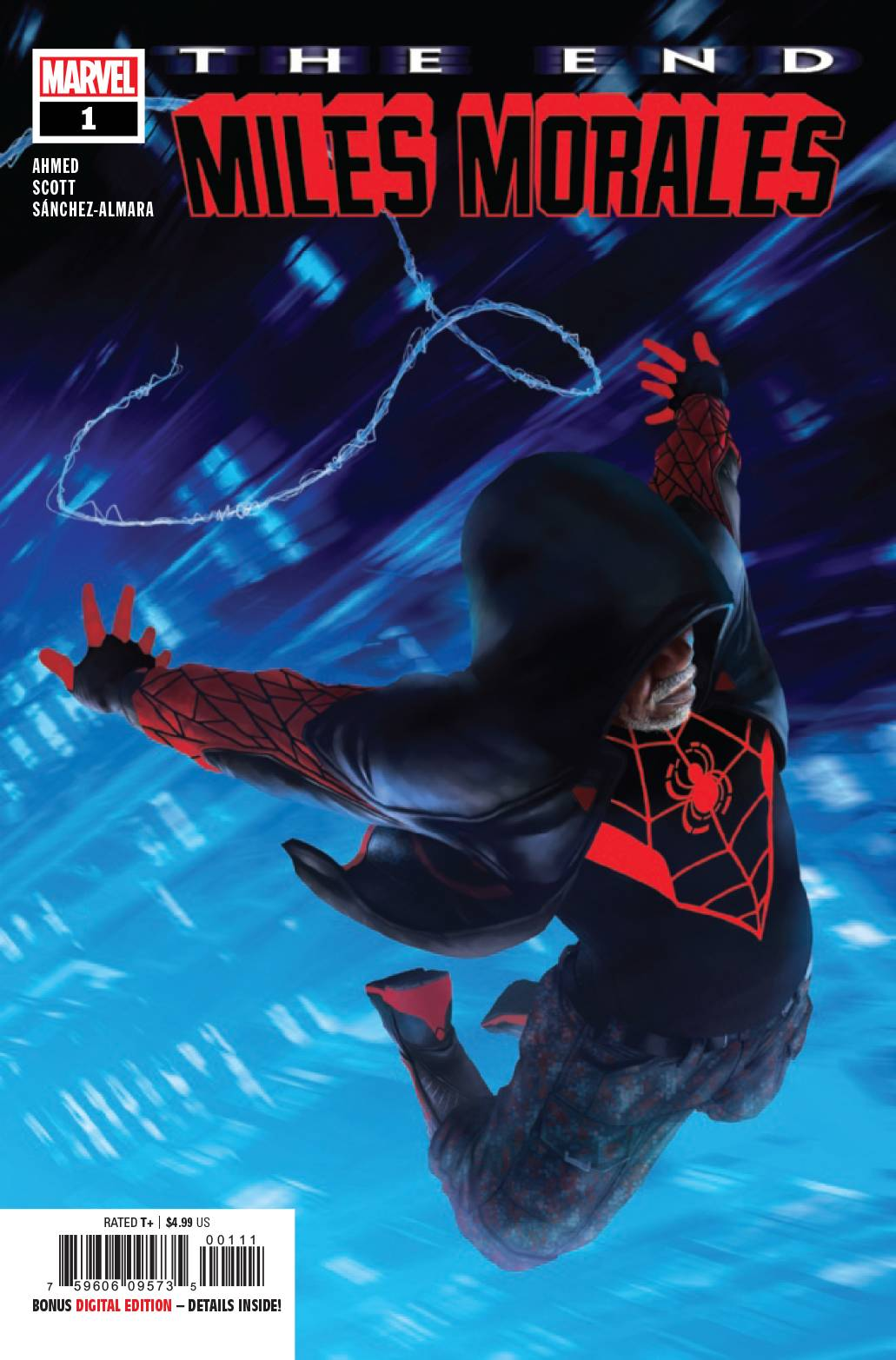 Miles Morales: The End #1 (2020)