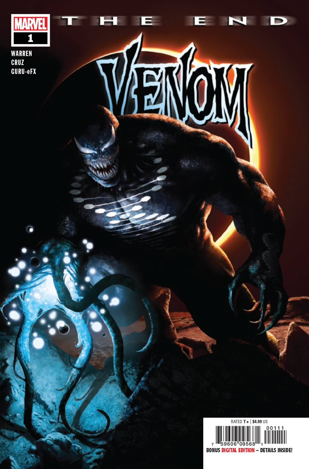 Venom: The End #1 (2020)