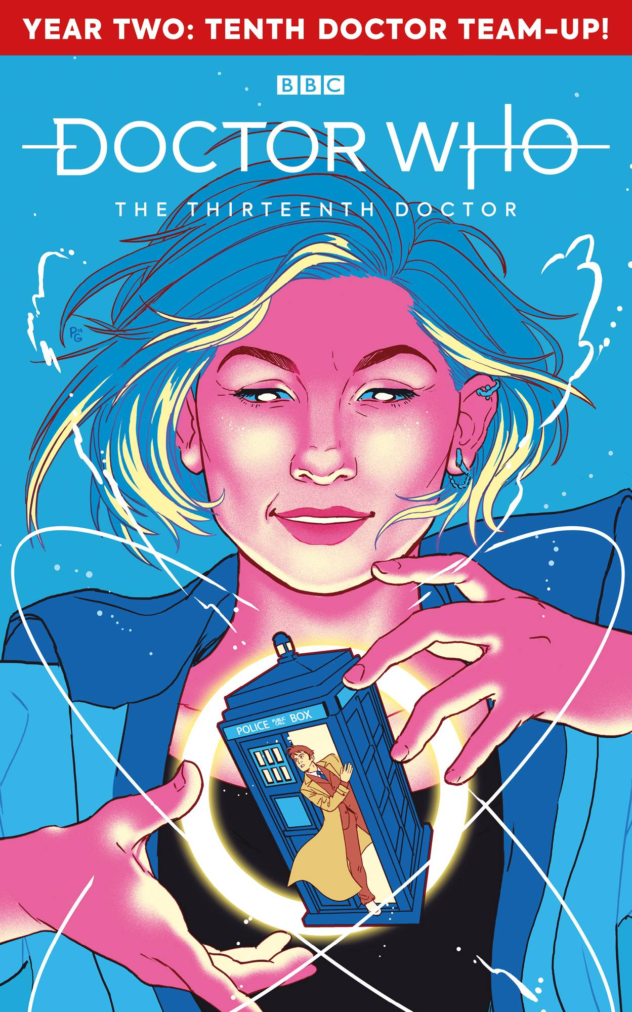 Doctor Who: The 13th Doctor - Season Two #1 (2020)