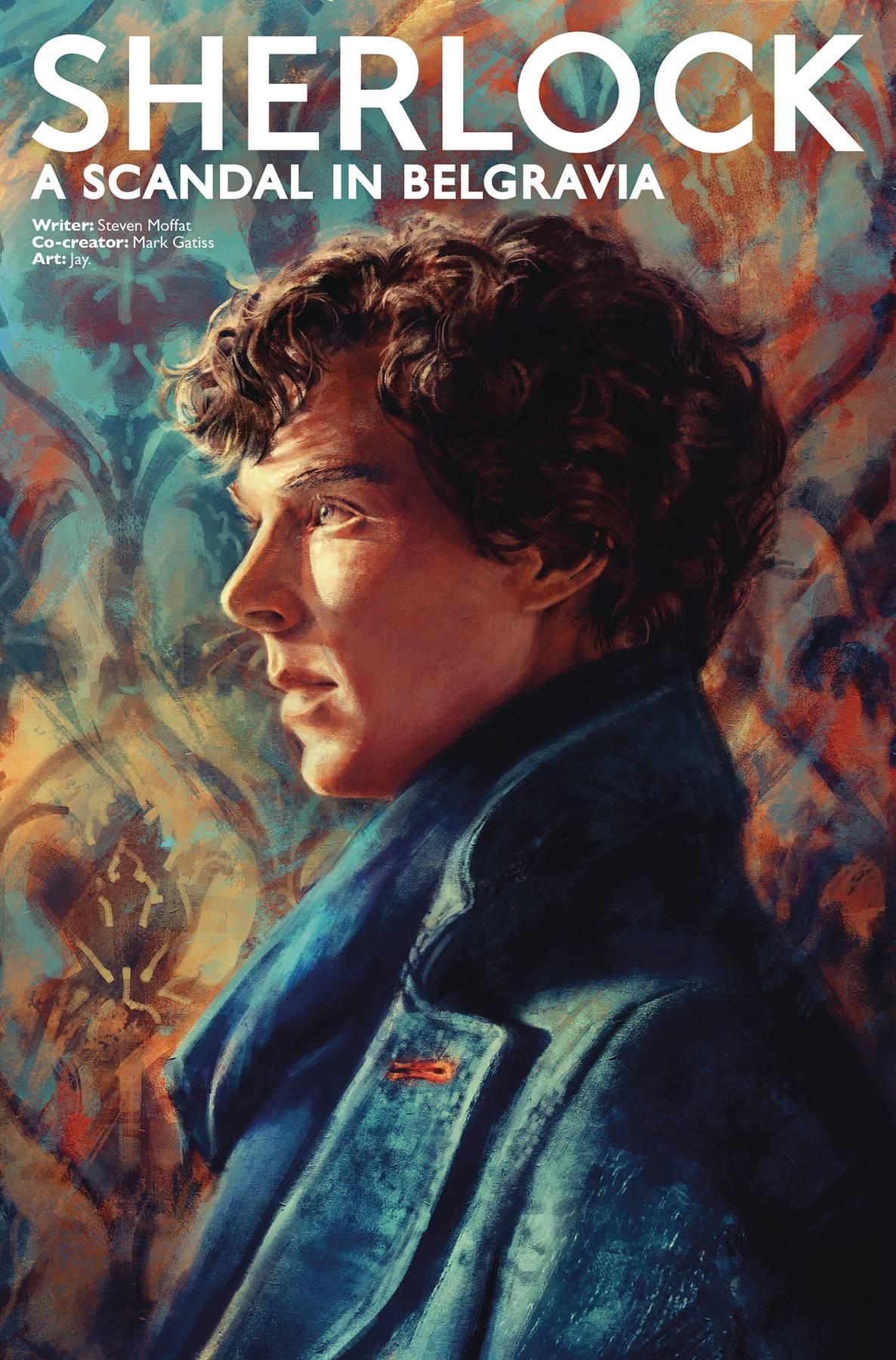 Sherlock: A Scandal In Belgravia #2 (2020)