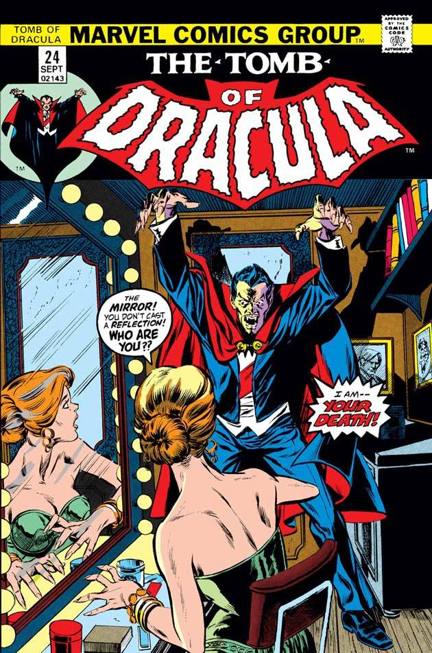 True Believers: Criminally Insane - Dracula #1