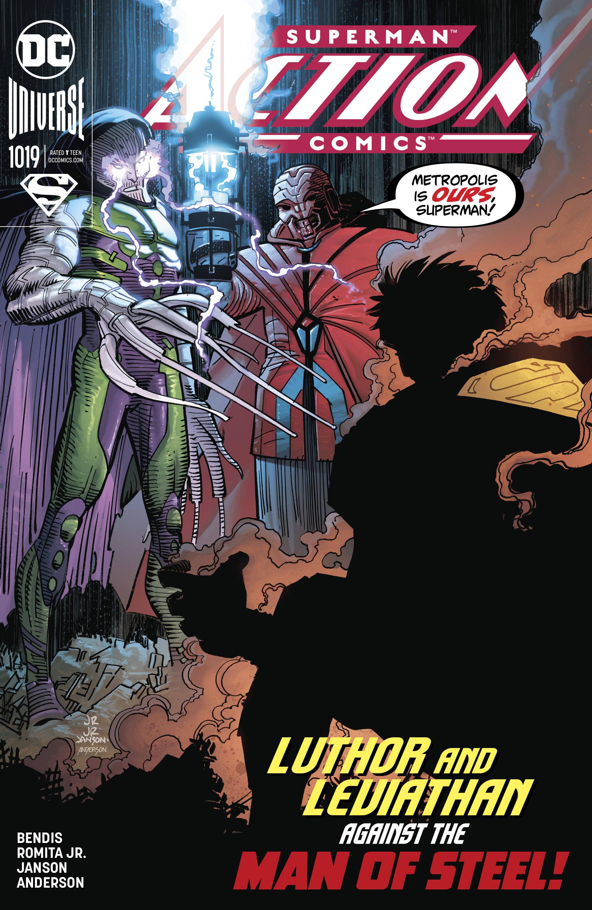 Action Comics #1019 (2020)