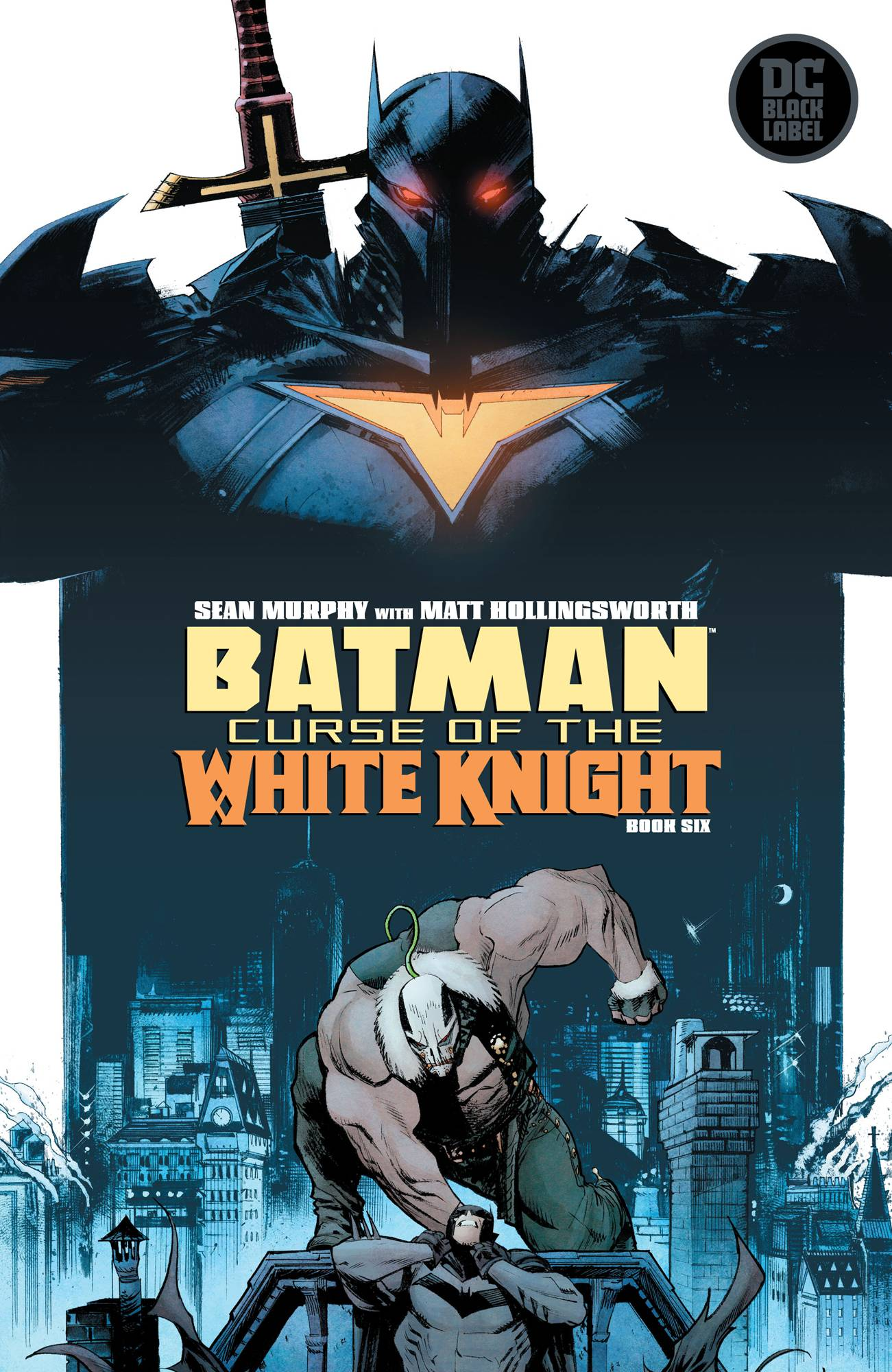 Batman: Curse Of The White Knight #6 (2020)