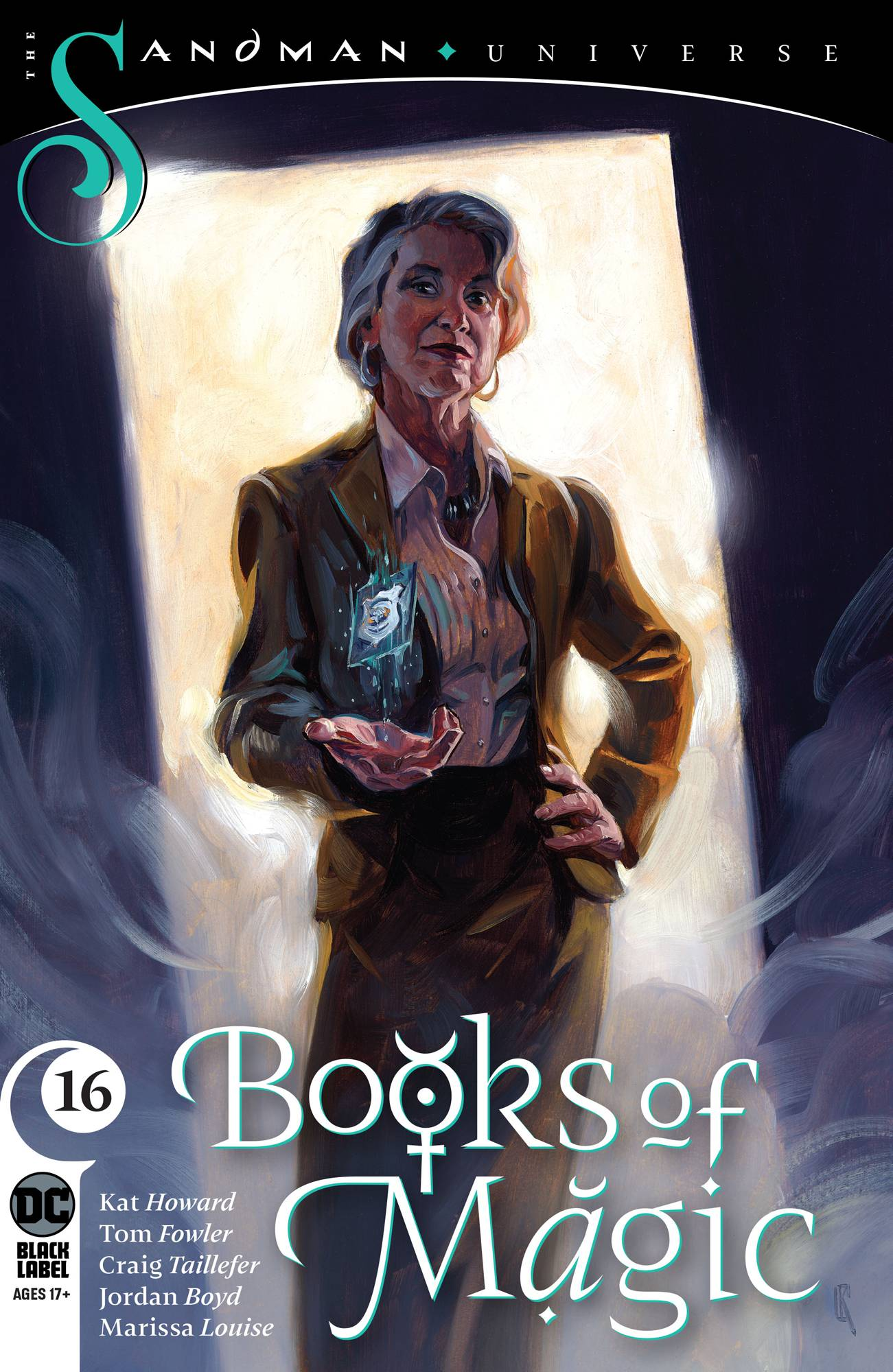 Books Of Magic #16