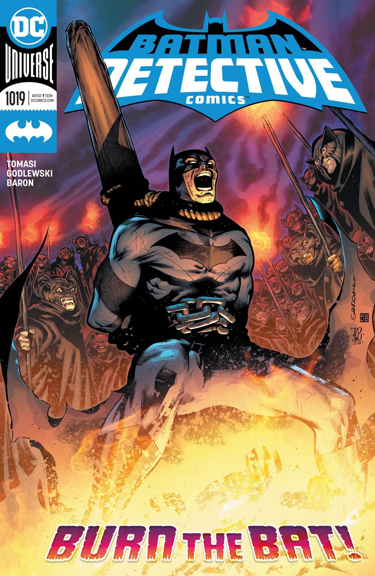 Detective Comics #1019 (2020)