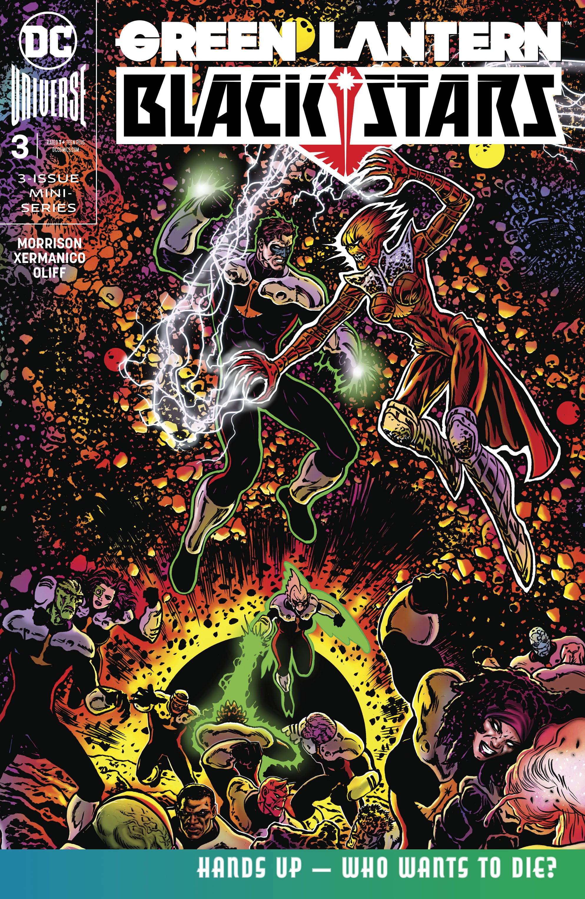 Green Lantern: Blackstars #3 (2020)