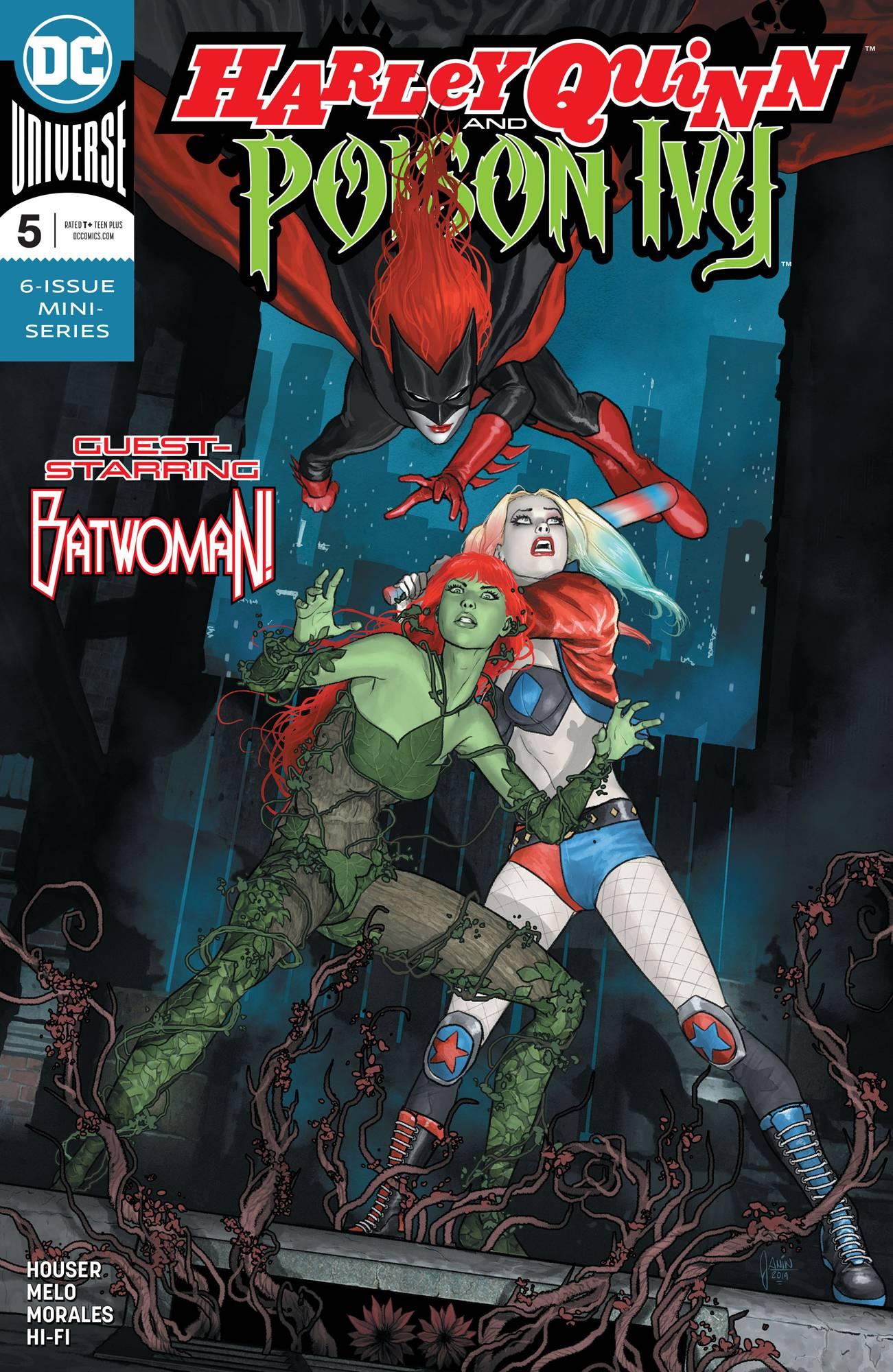 Harley Quinn & Poison Ivy #5 (2020)