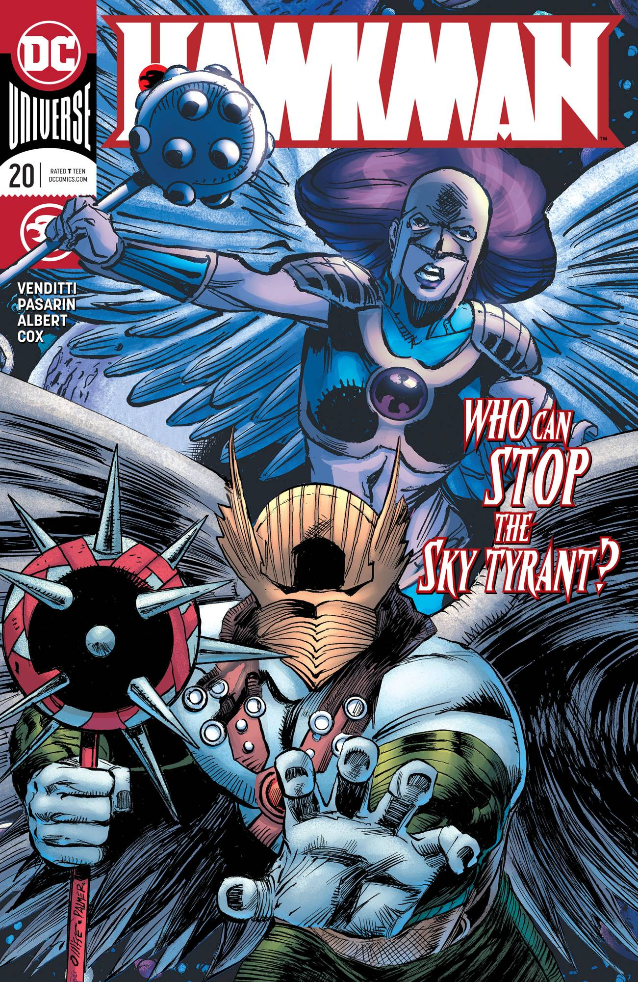 Hawkman #20 (2020)