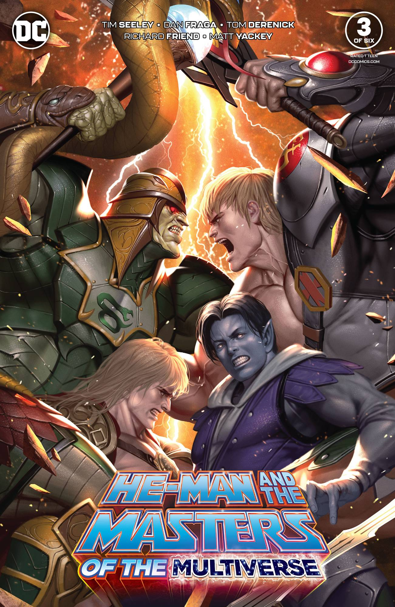 He-Man and the Masters Of The Multiverse #3 (2020)