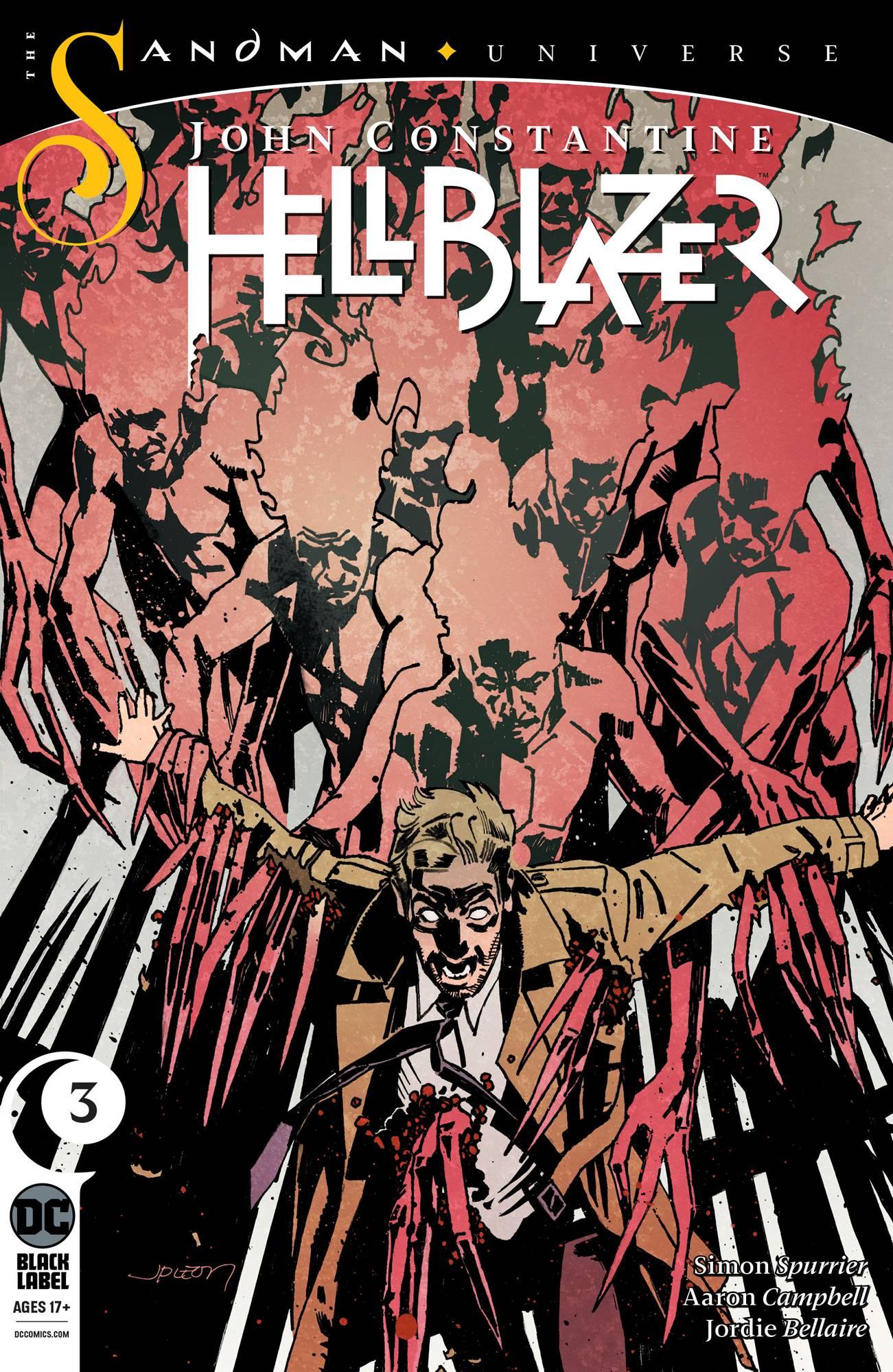 John Constantine Hellblazer #3 (2020)