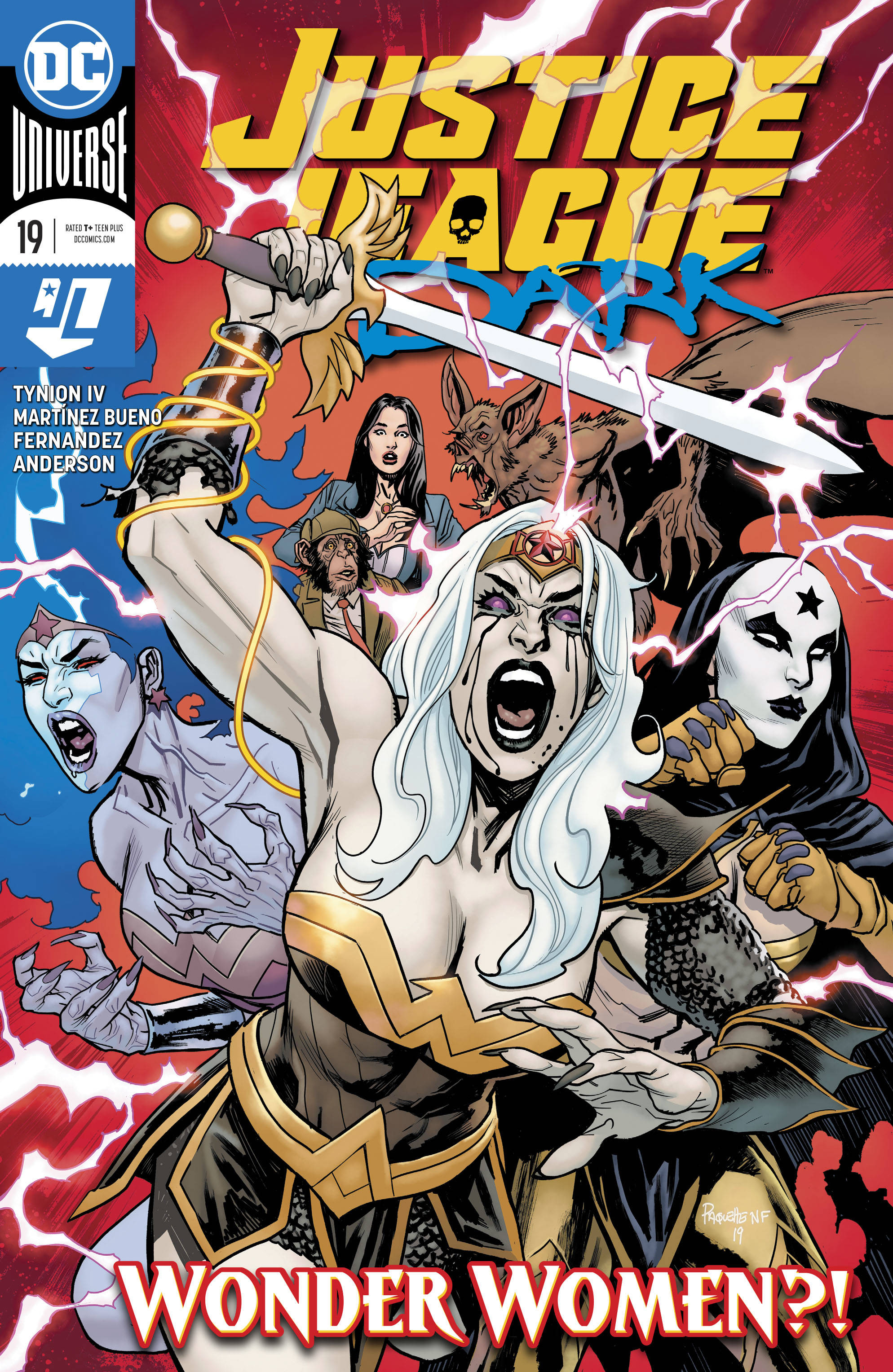 Justice League Dark #19 (2020)
