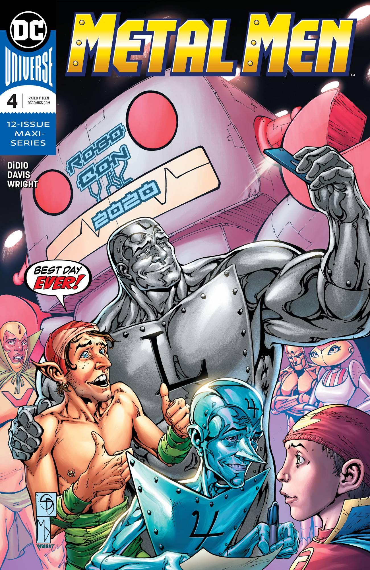Metal Men #4 (2020)