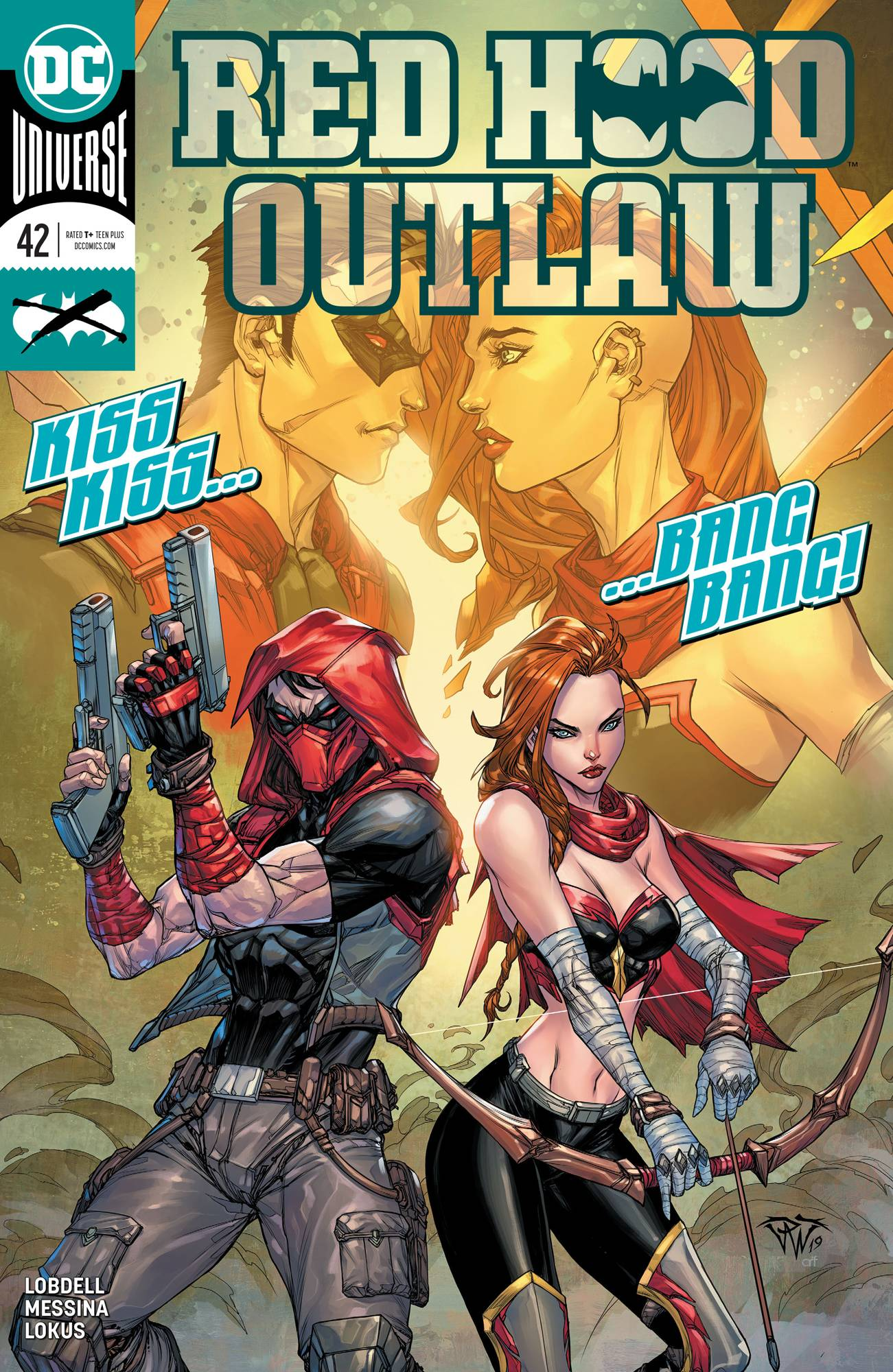 Red Hood and the Outlaws #42 (2020)