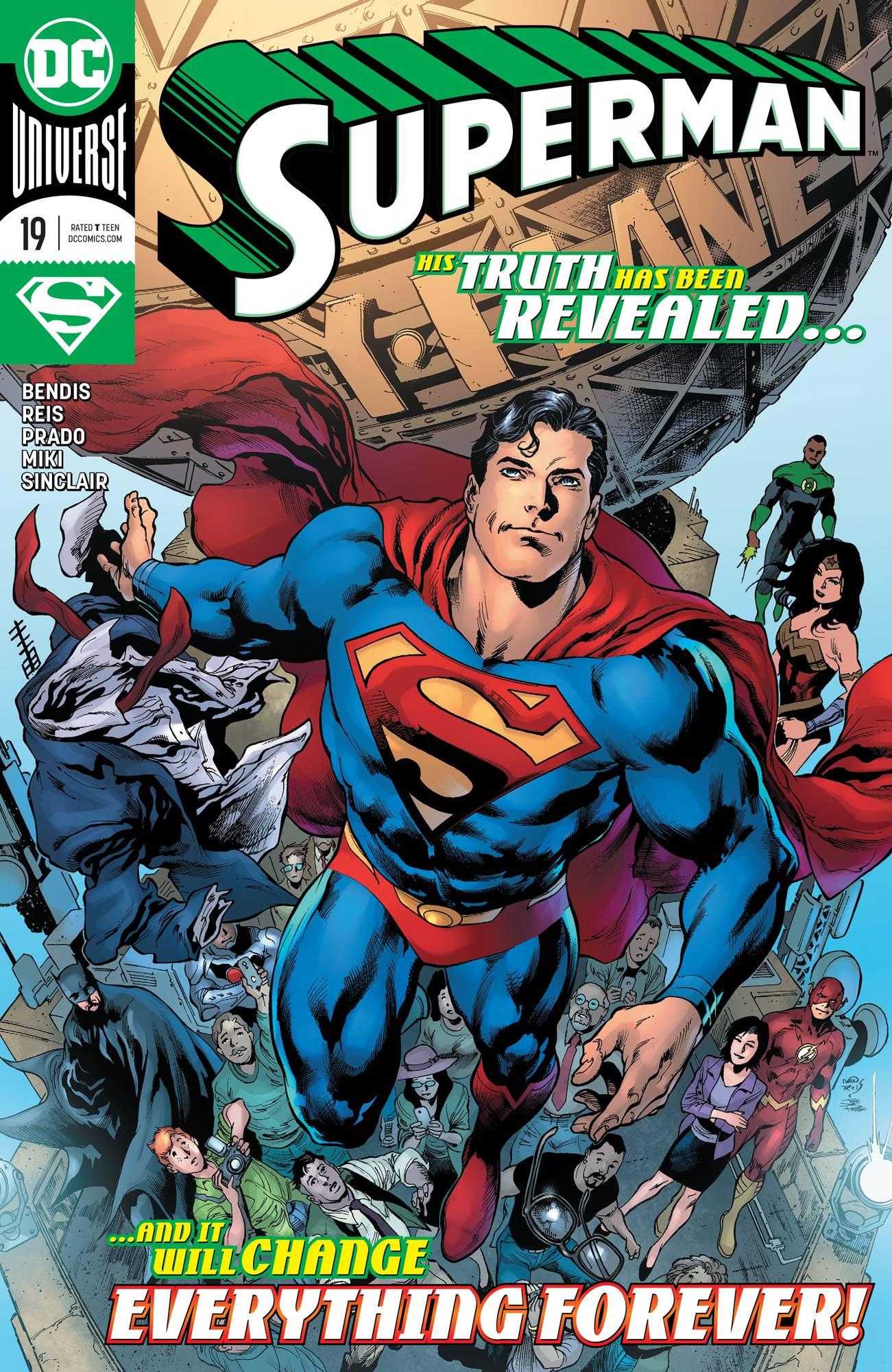Superman #19 (2020)