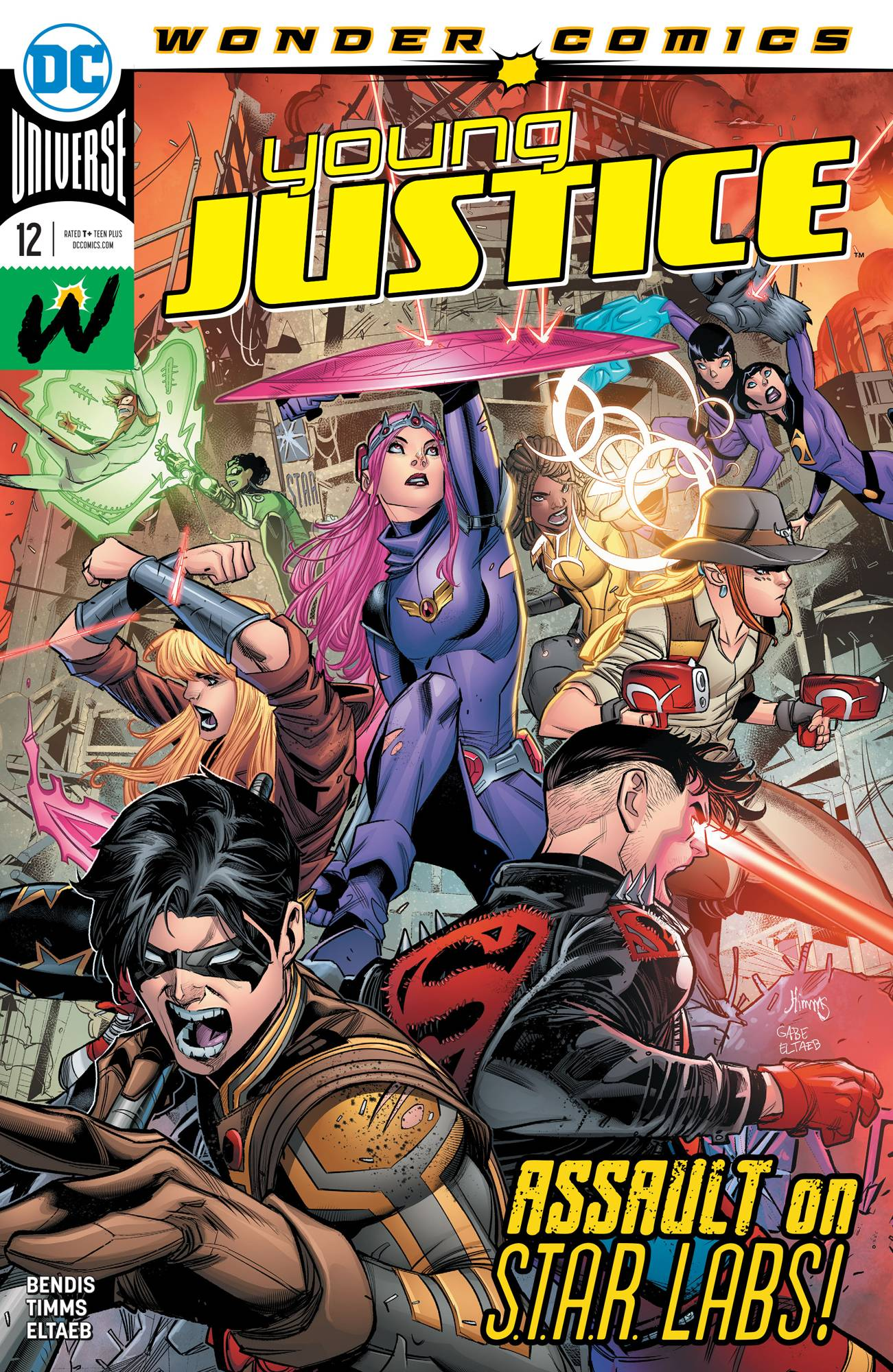 Young Justice #12 (2020)