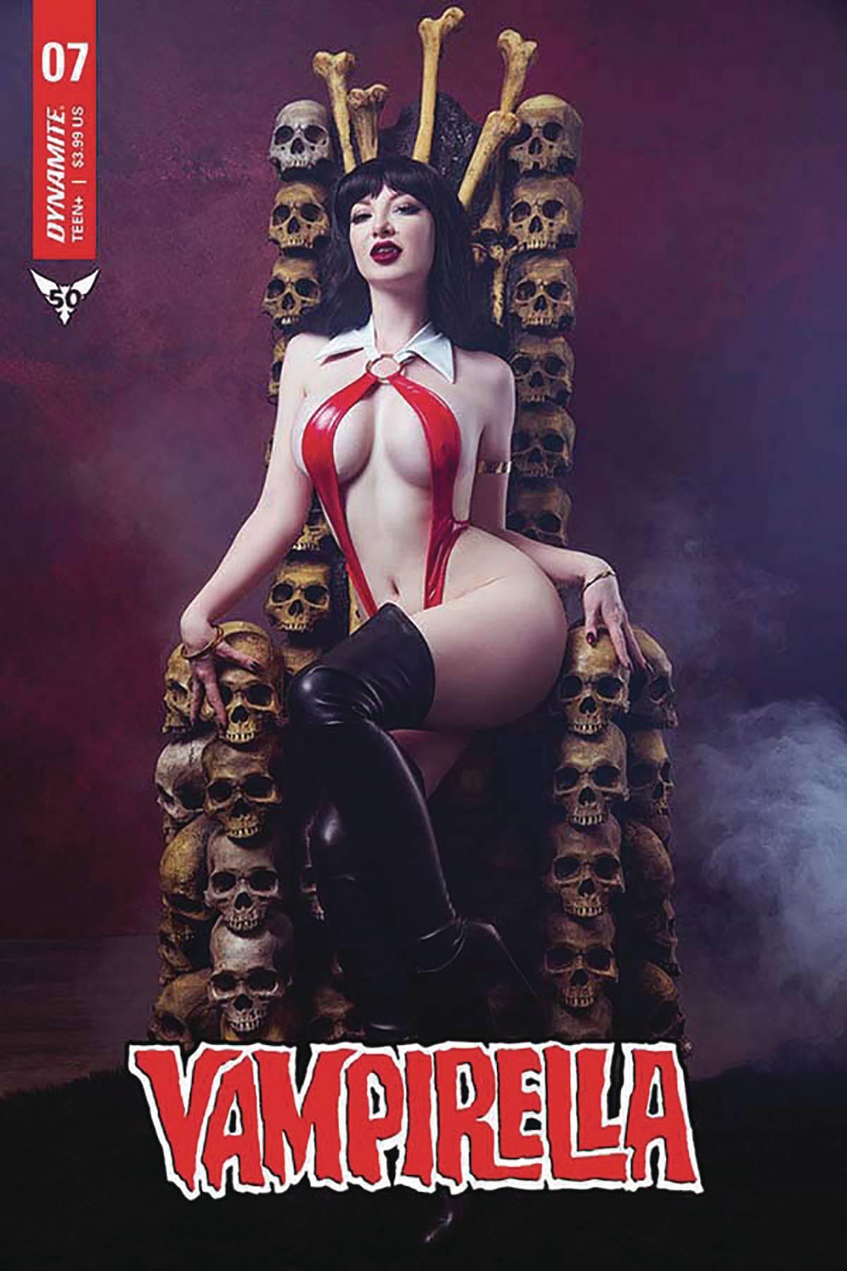Vampirella #7 (2020)