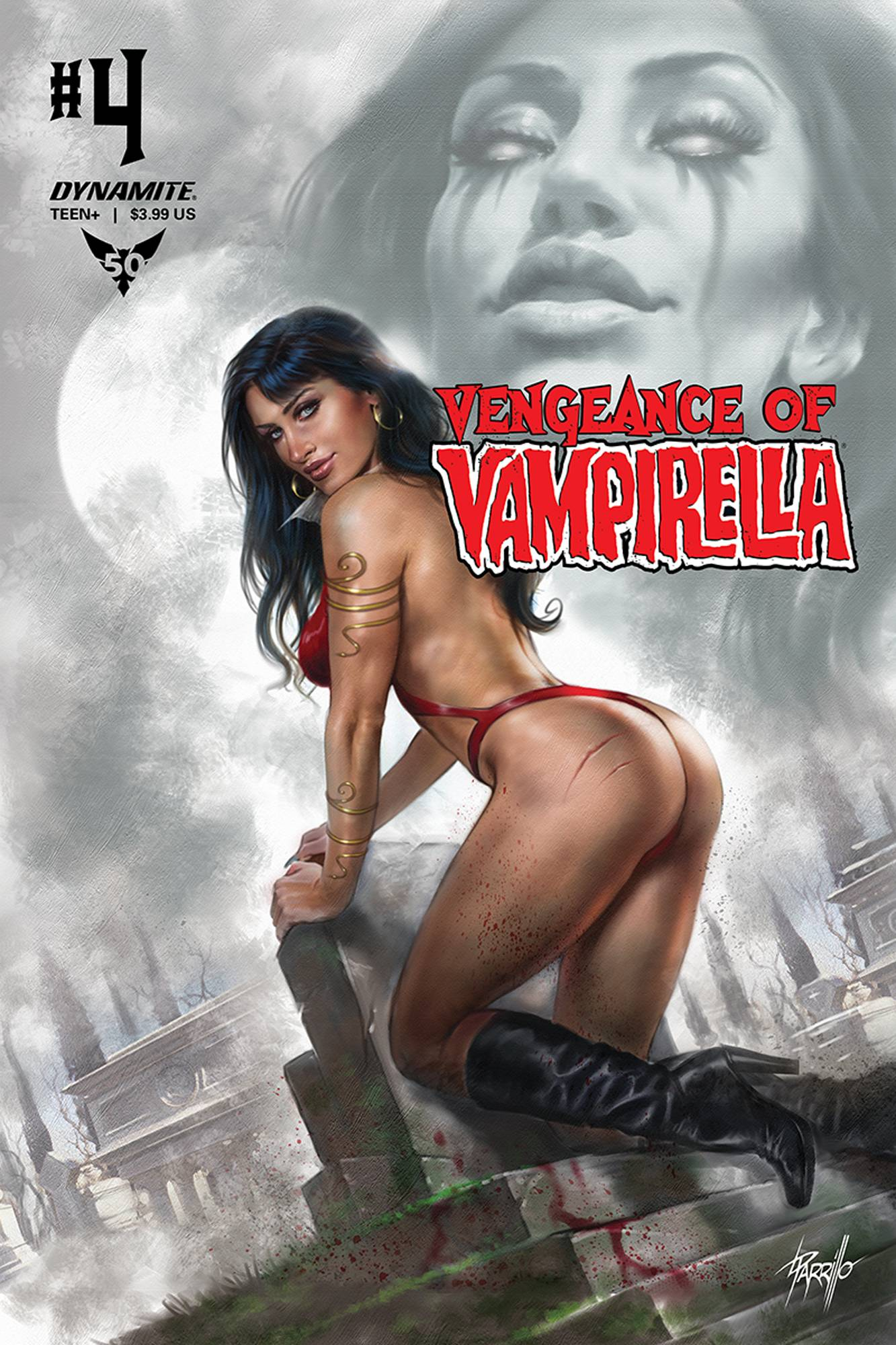 Vengeance Of Vampirella #4 (2020)