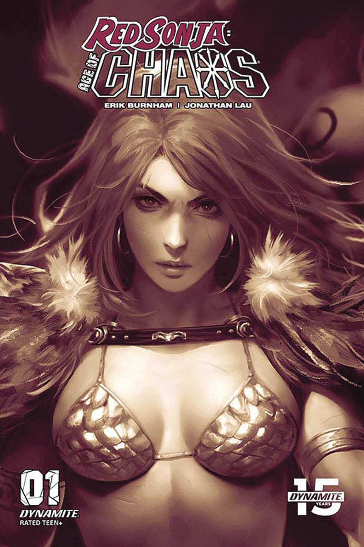Red Sonja: Age Of Chaos #1 (2020)