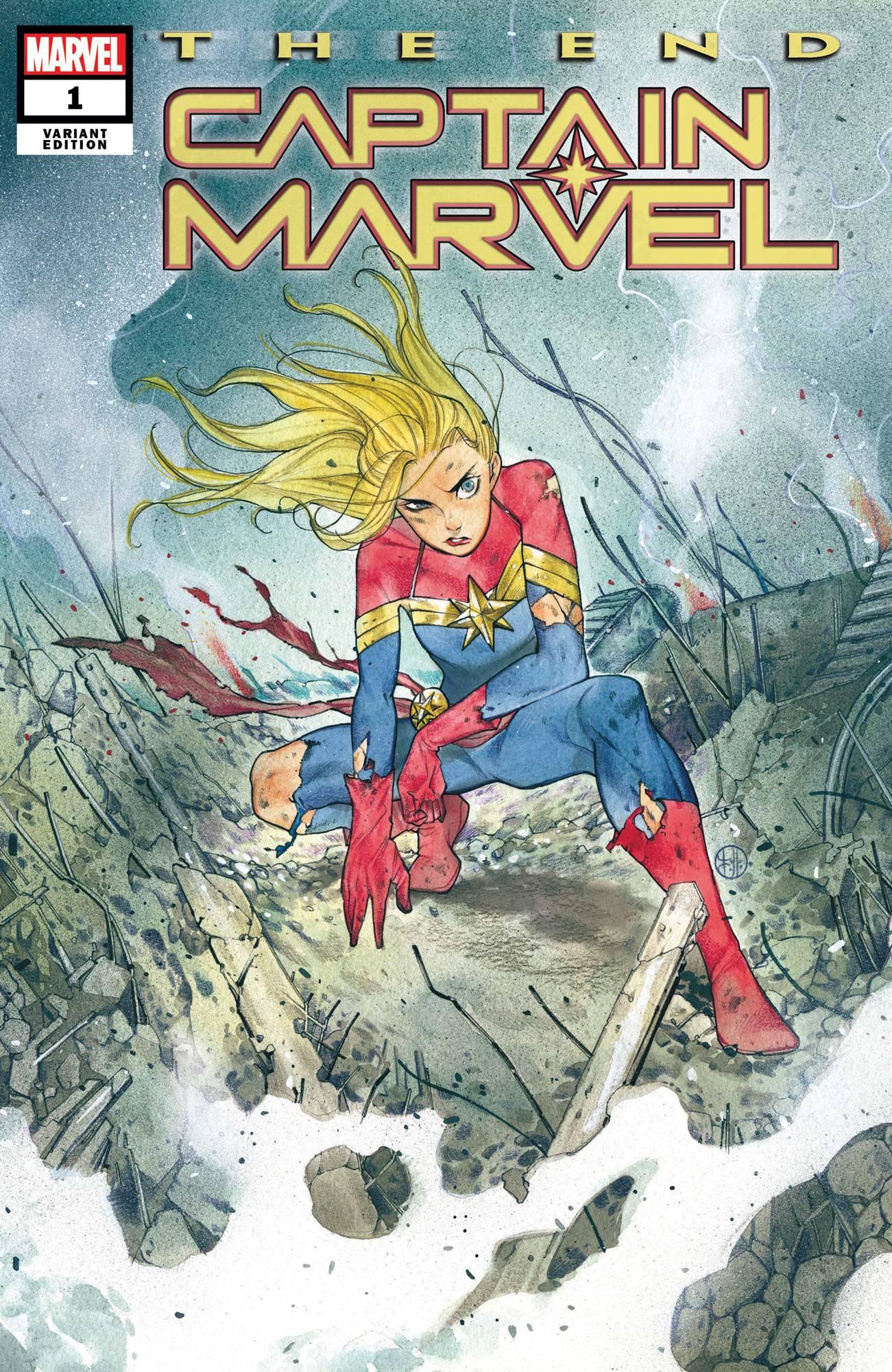 Captain Marvel: The End #1 (2020)