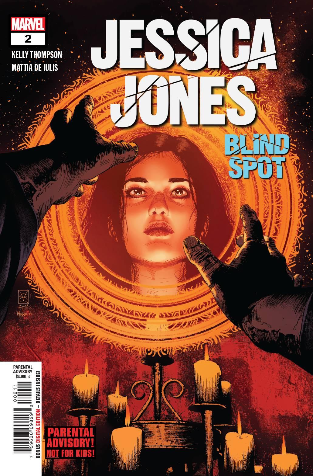Jessica Jones: Blind Spot #2 (2020)