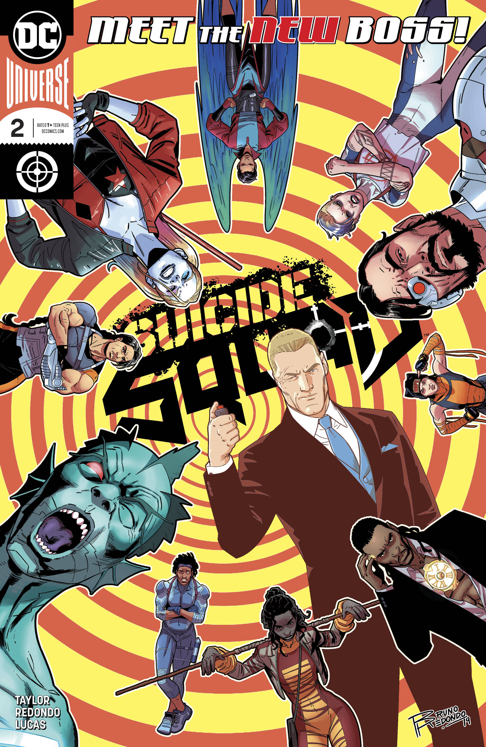 Suicide Squad #2 (2020)