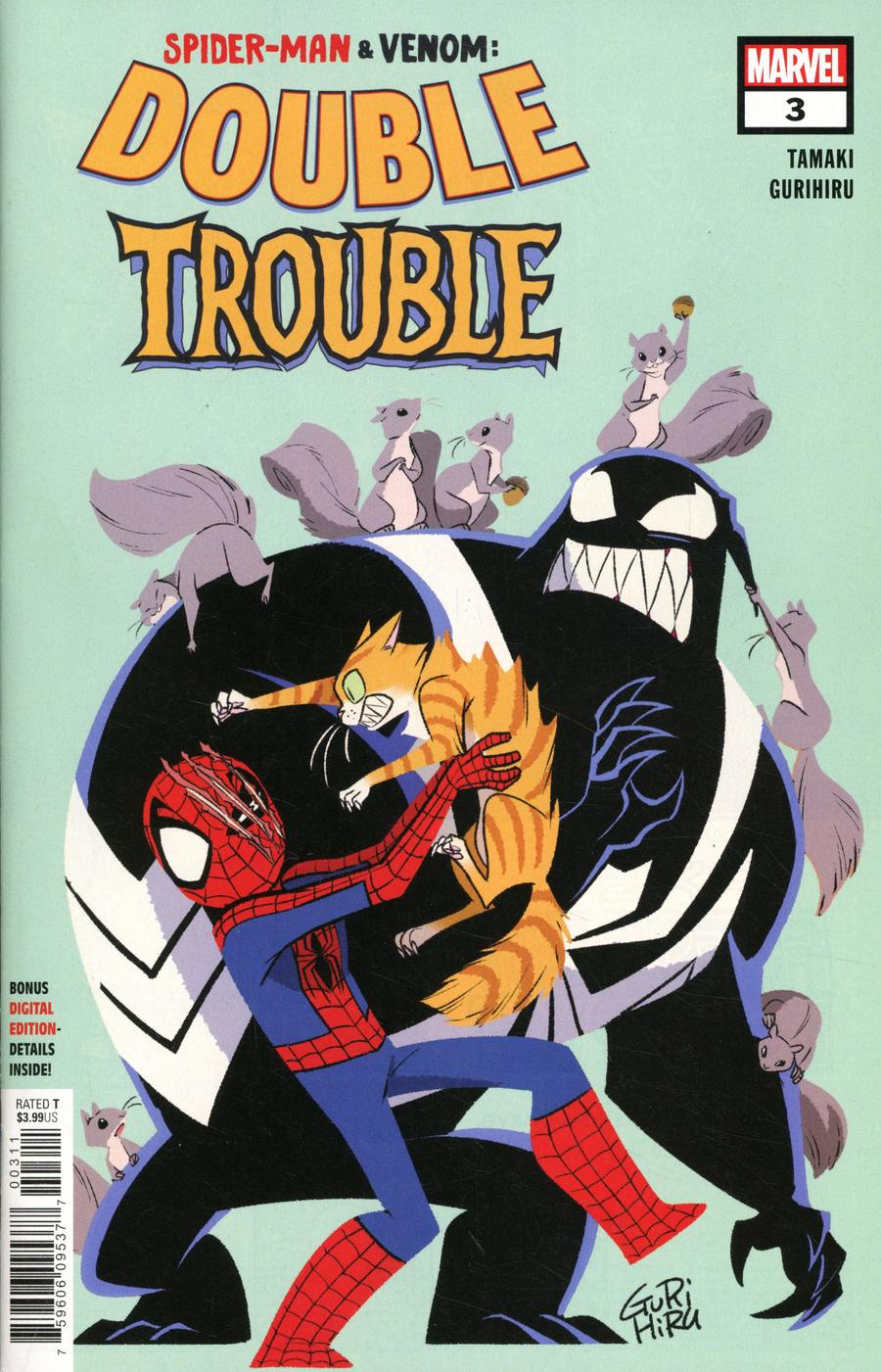 Spider-Man & Venom: Double Trouble #3 (2020)