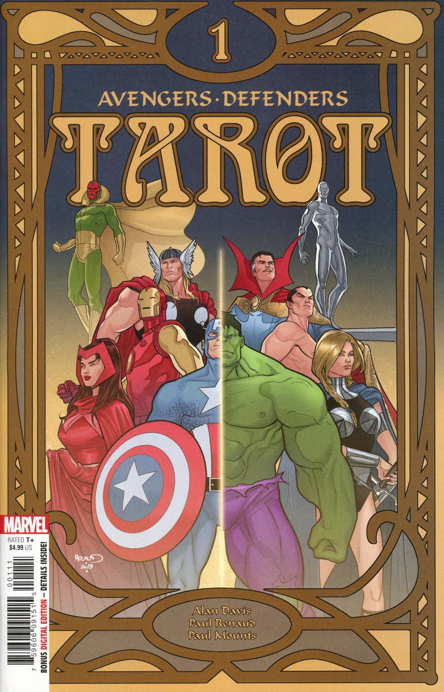 Tarot #1 (2020)