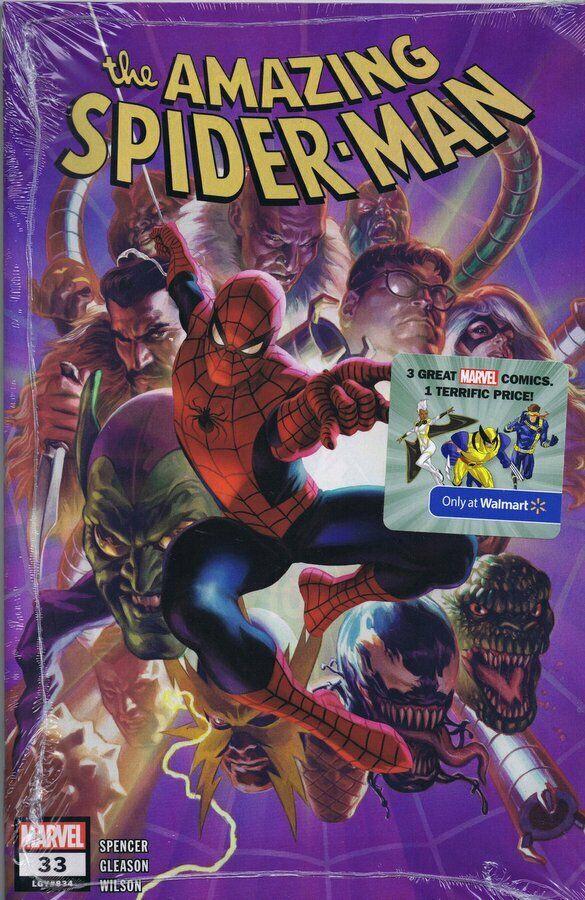 The Amazing Spider-Man #33 (2019)
