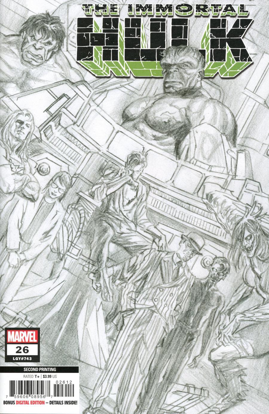 The Immortal Hulk #26 (2019)