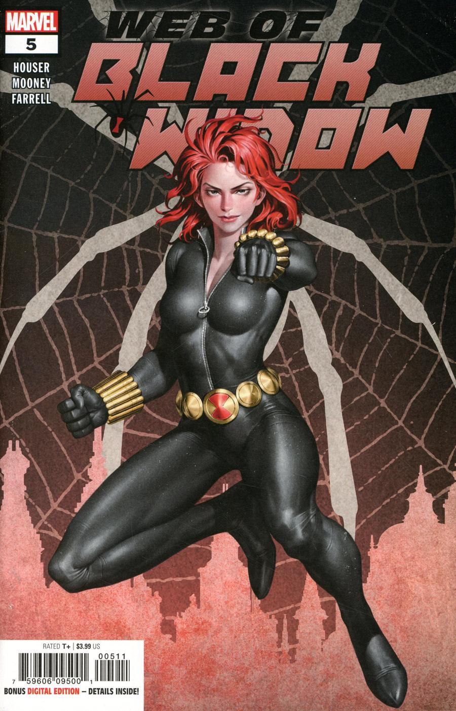 The Web Of Black Widow #5 (2020)