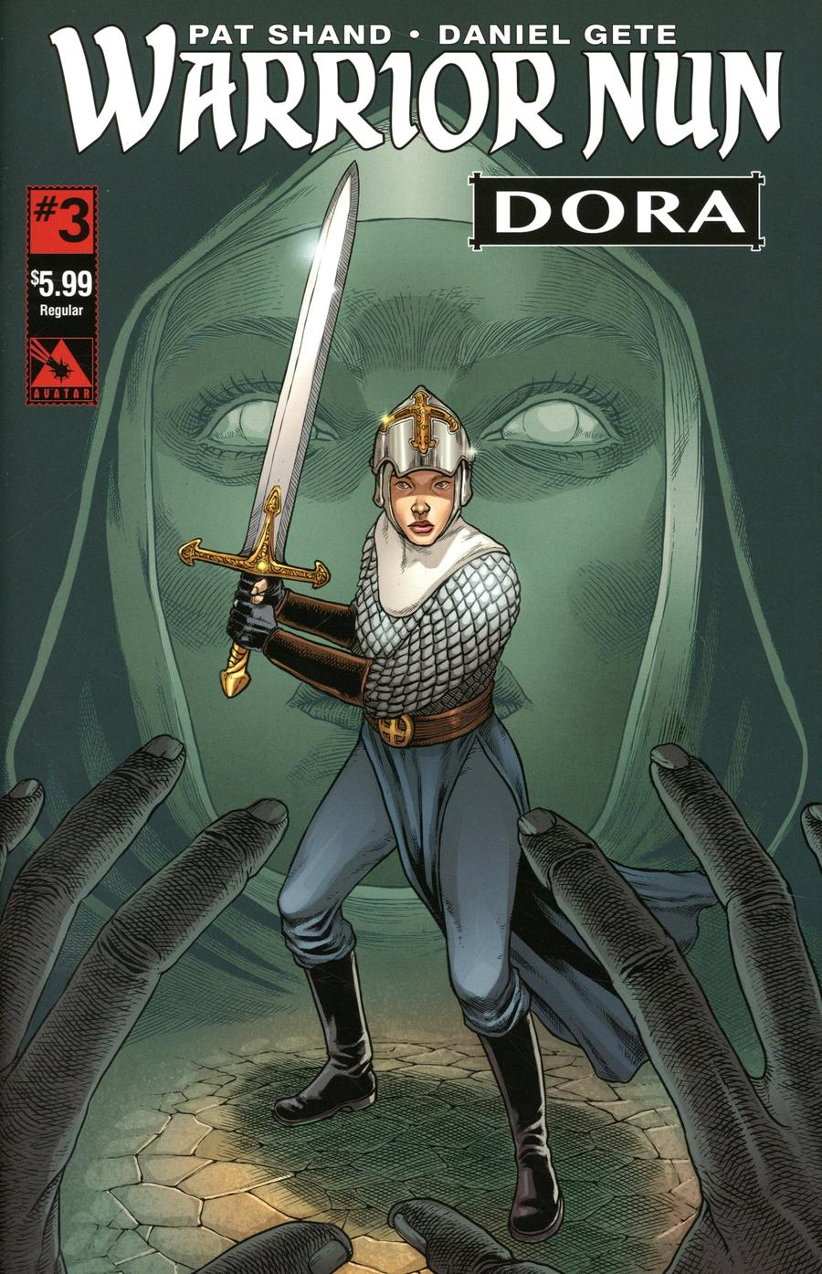 Warrior Nun: Dora #3 (2020)