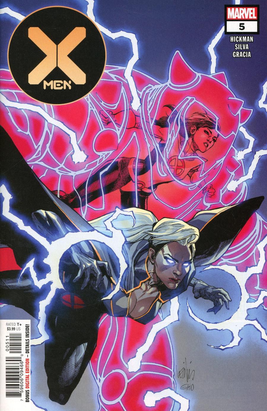 X-Men #5 (2020)